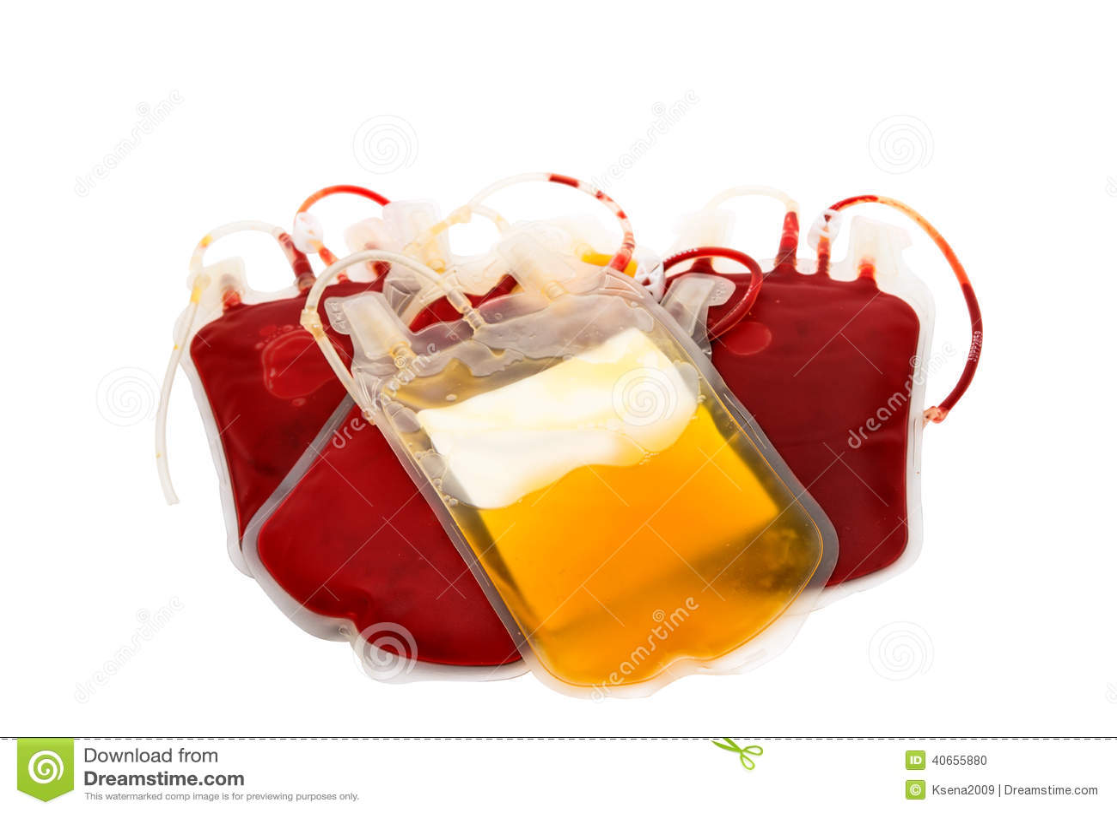 Bag of blood and plasma stock photo. Image of technology ...