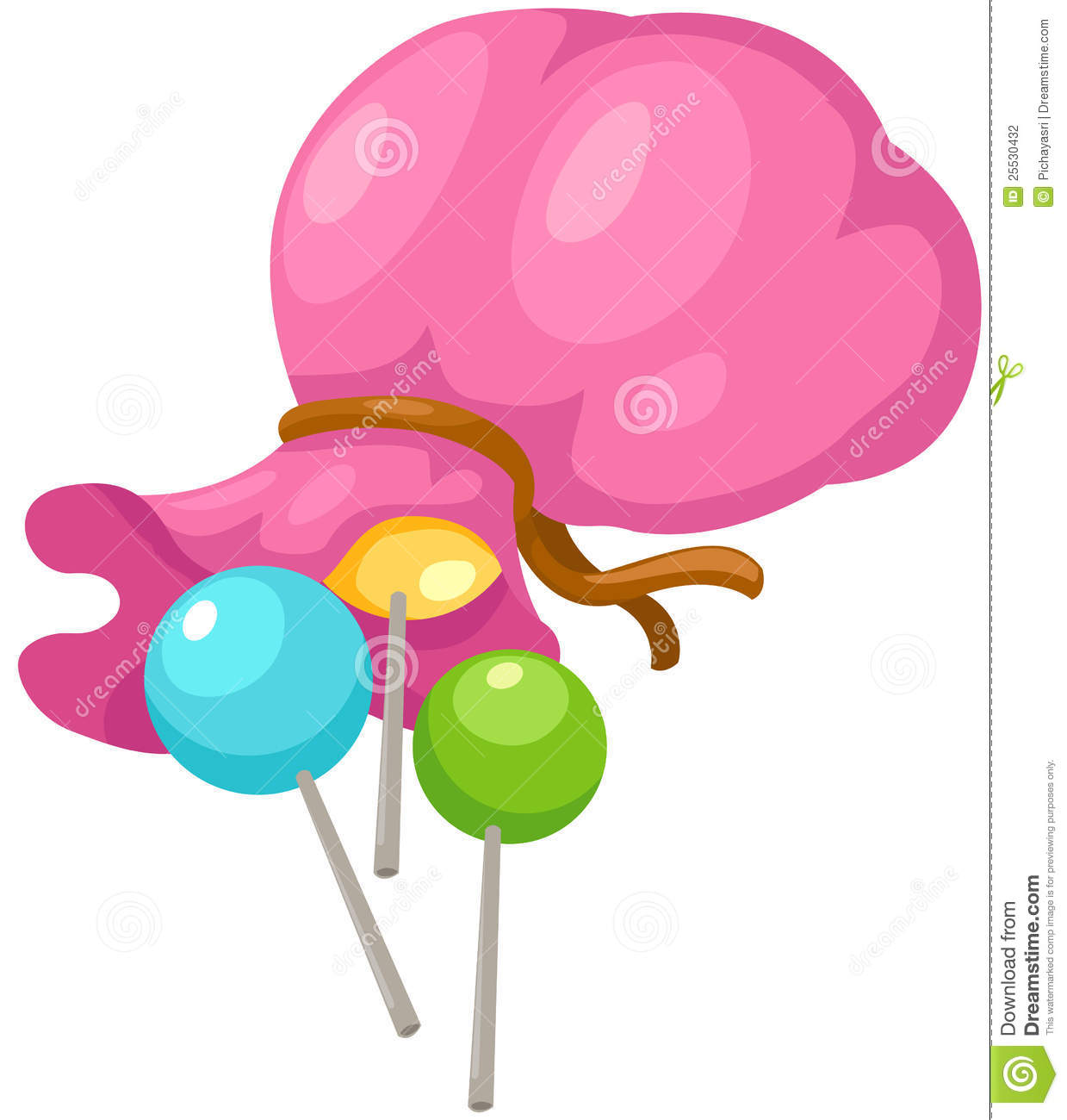 free clip art candy bag - photo #13