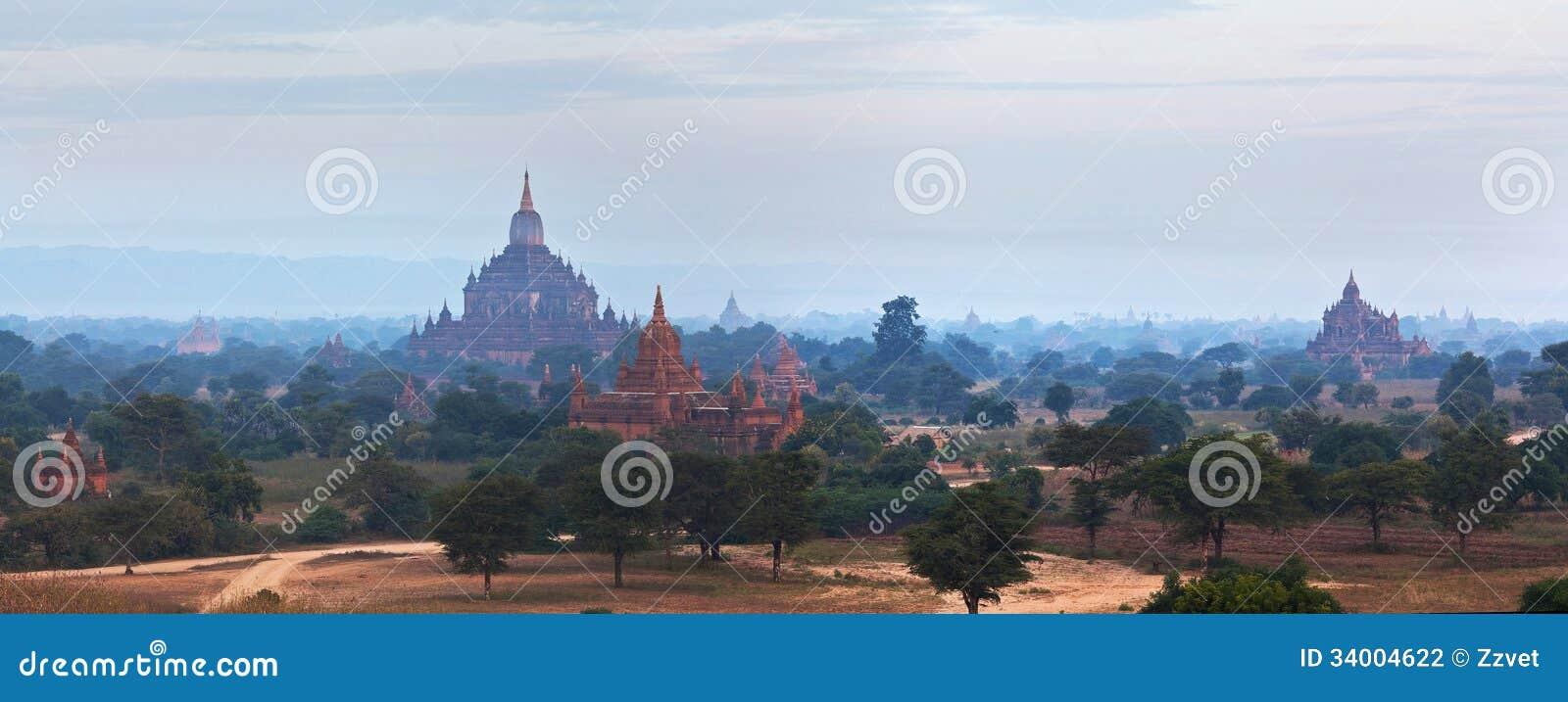 Bagan Archaeological Zone Myanmar