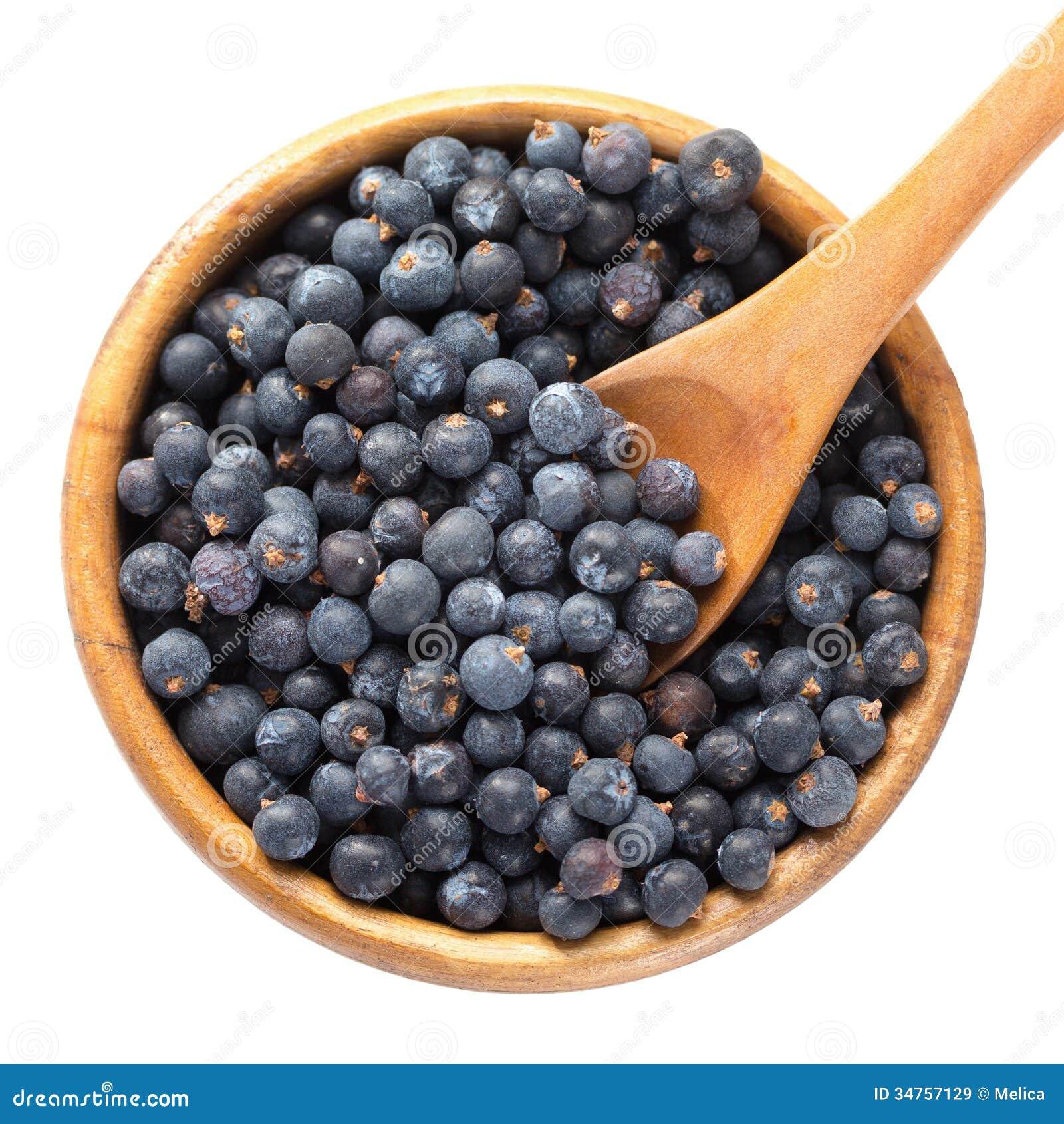 Рецепты с можжевеловыми ягодами