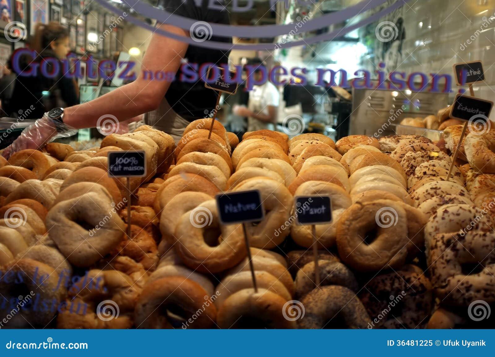 bagel shop business plan