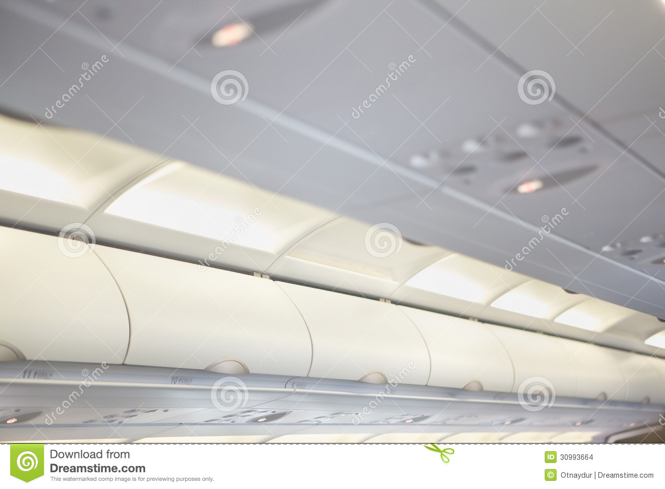 Baggage Compartment Stock Images Image 30993664