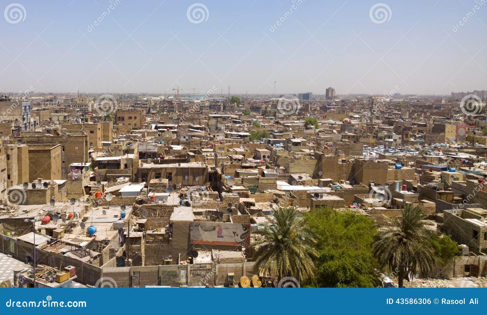 Baghdad stock photo  Image of july, iraq, tigris