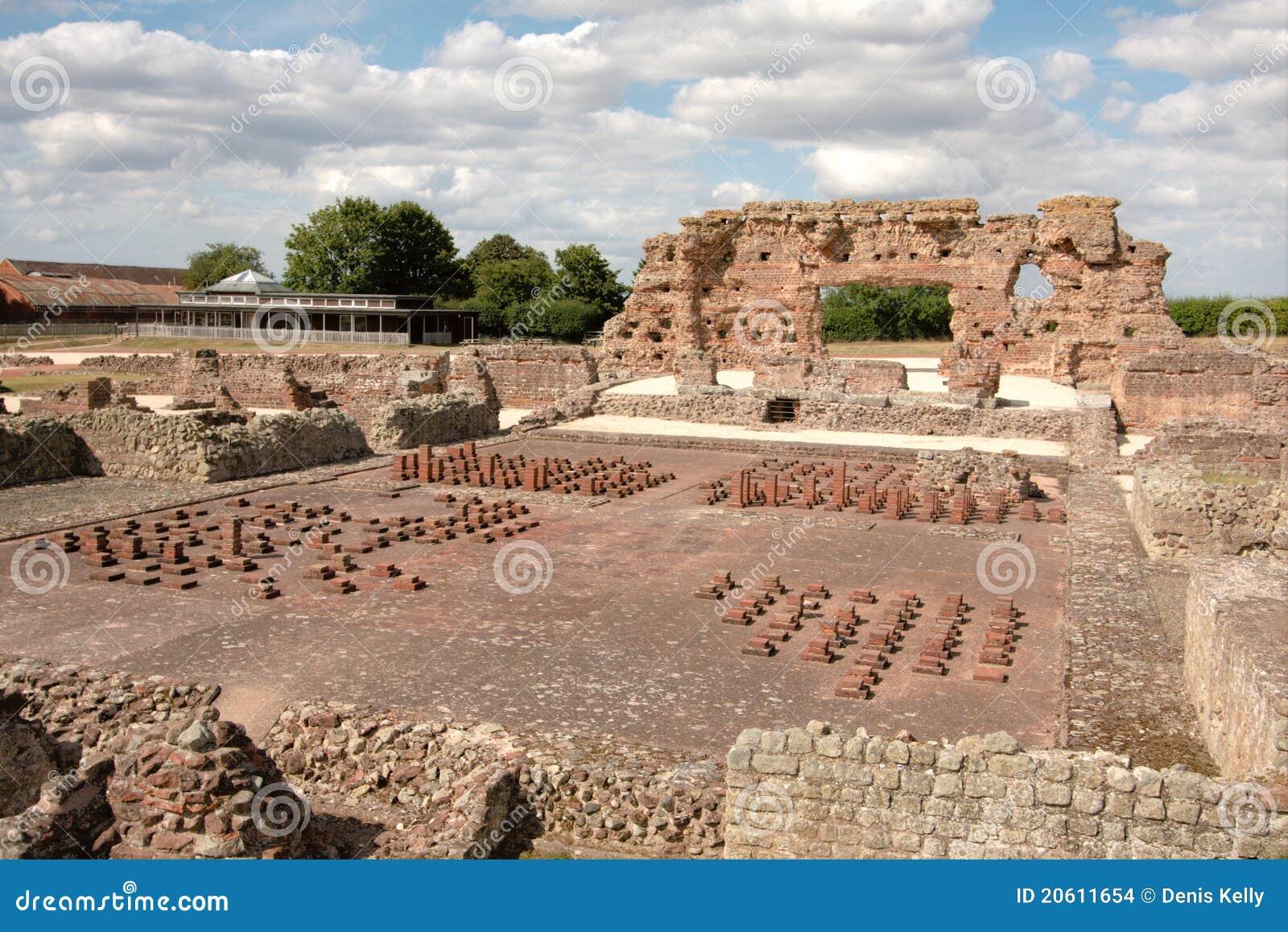 Bagni Romani Antichi, Inghilterra Immagini Stock - Immagine: 20611654