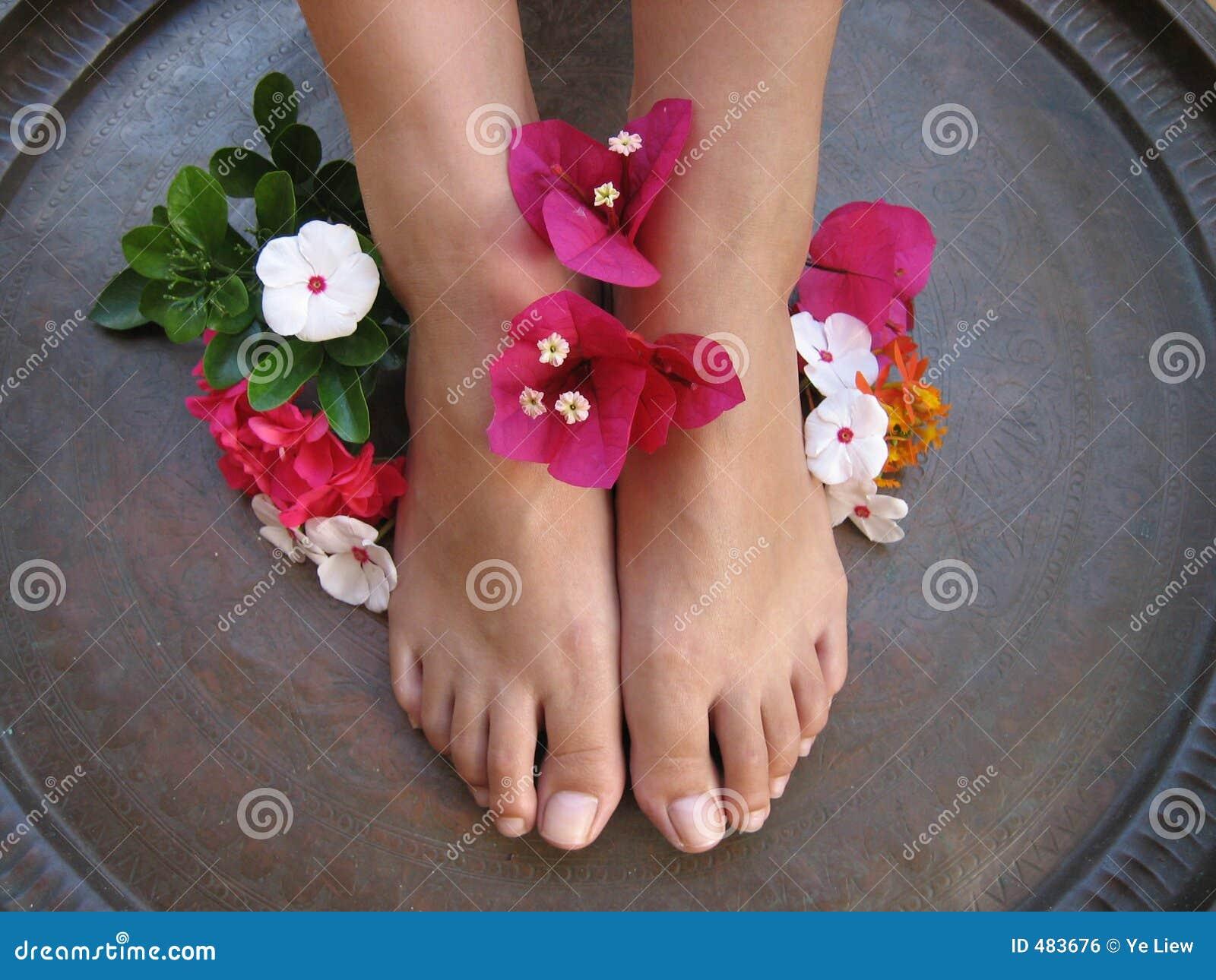 Bagno 1b del piede