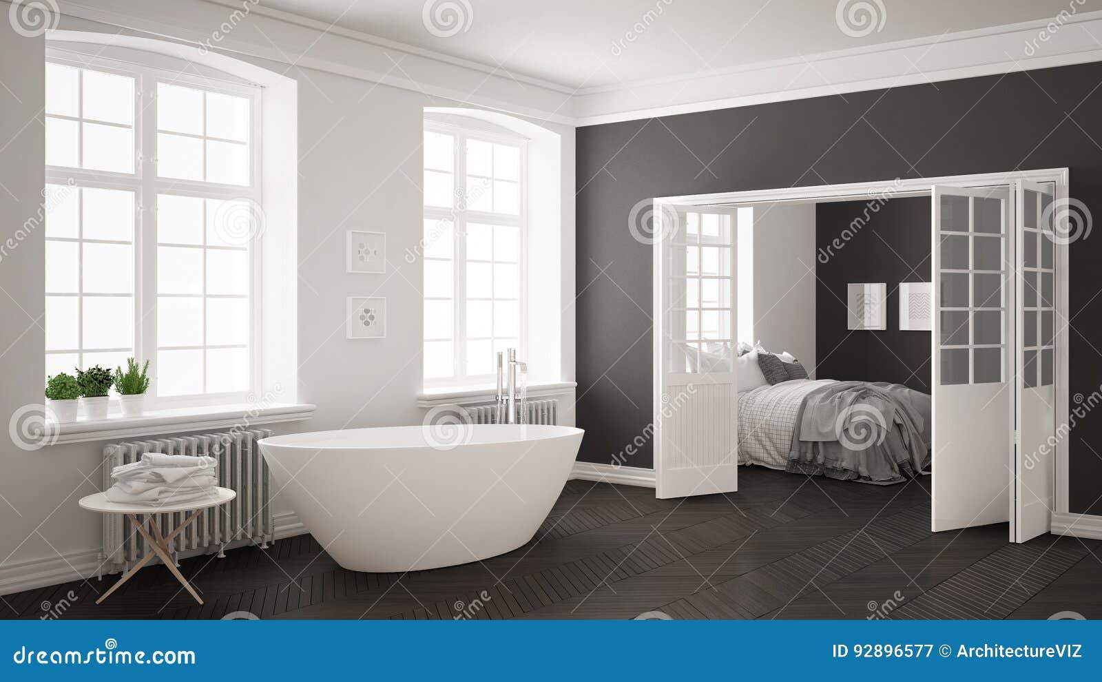Camera Da Letto Bianco E Grigio : Una casa da sogno tutta bianca