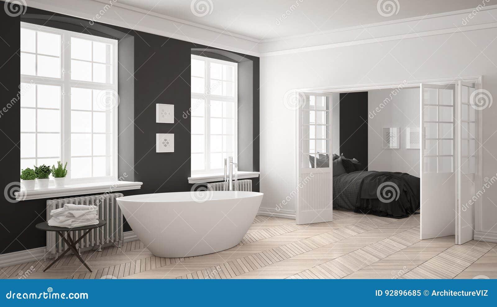 Camera Da Letto Bianco E Grigio : Colori nuovi per la camera da letto