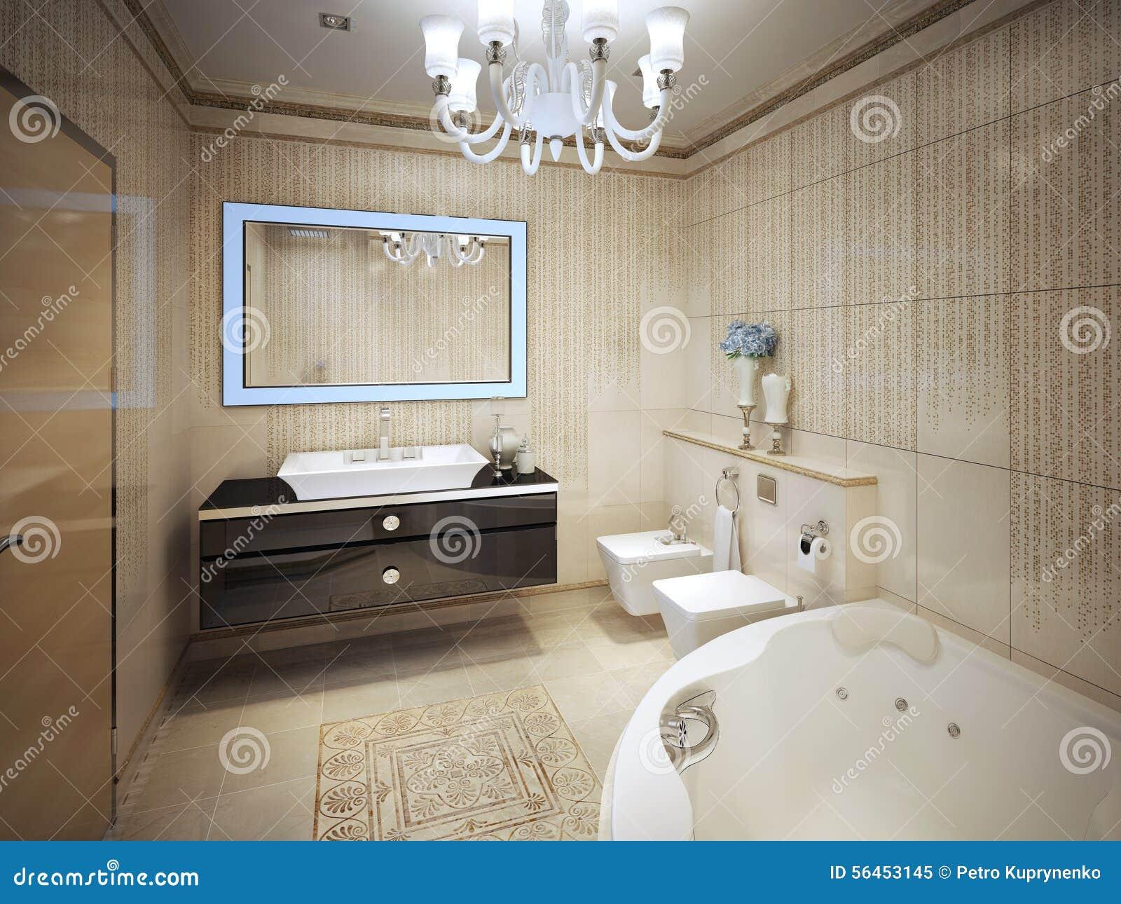 Letto disegno camera quadri da - Bagno classico elegante ...