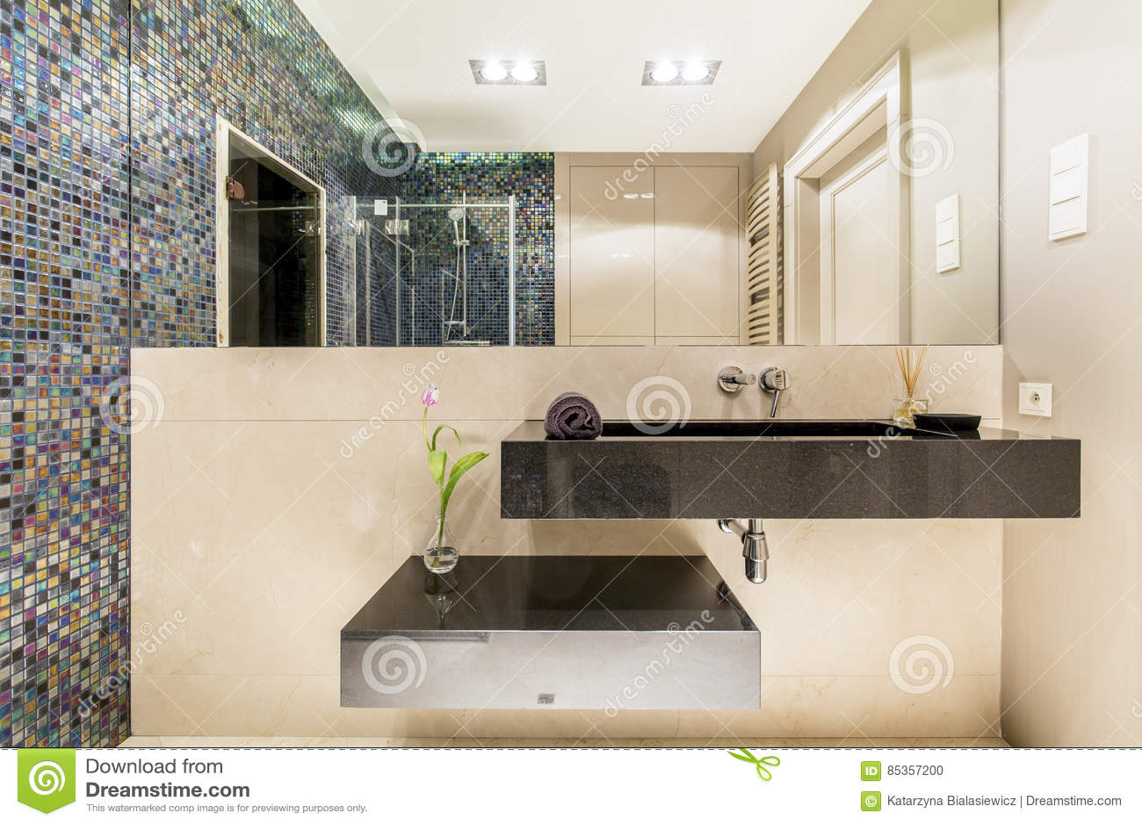 Parete Mosaico Bagno : Altezza del rivestimento bagno alcuni consigli bagnolandia