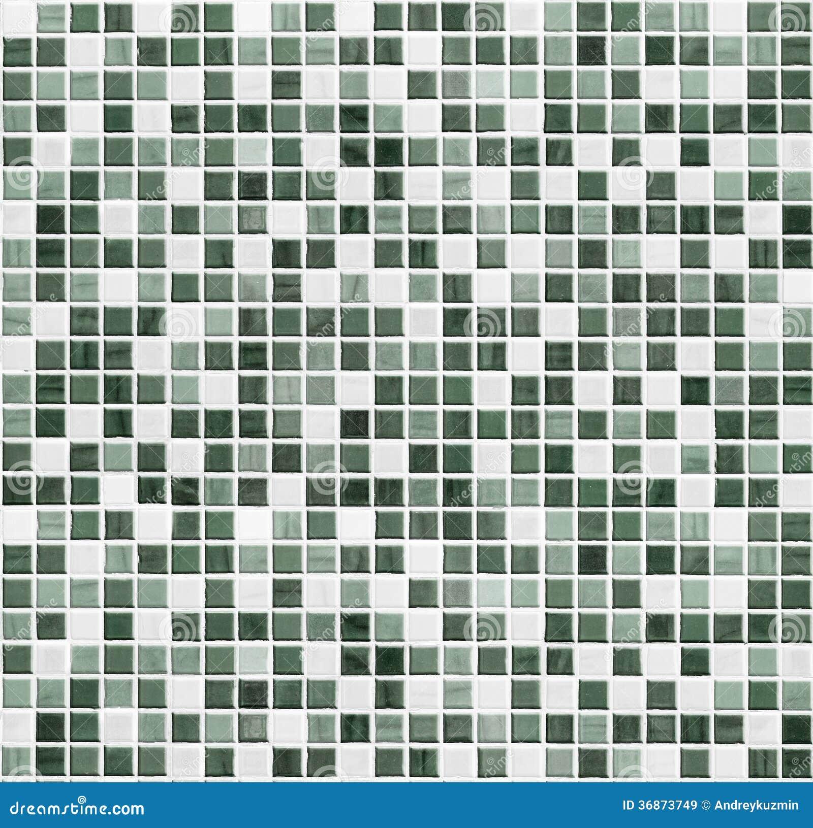 Bagno del mosaico cucina o fondo verde della parete delle for Mattonelle mosaico cucina