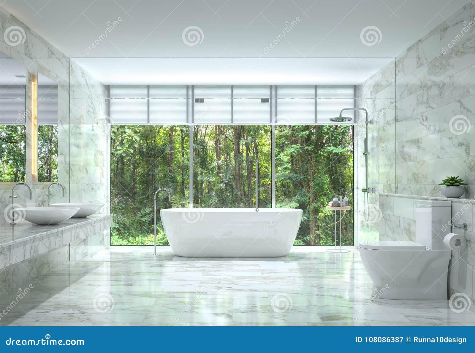 Bagni Di Lusso Moderni bagno di lusso moderno con l'immagine della rappresentazione