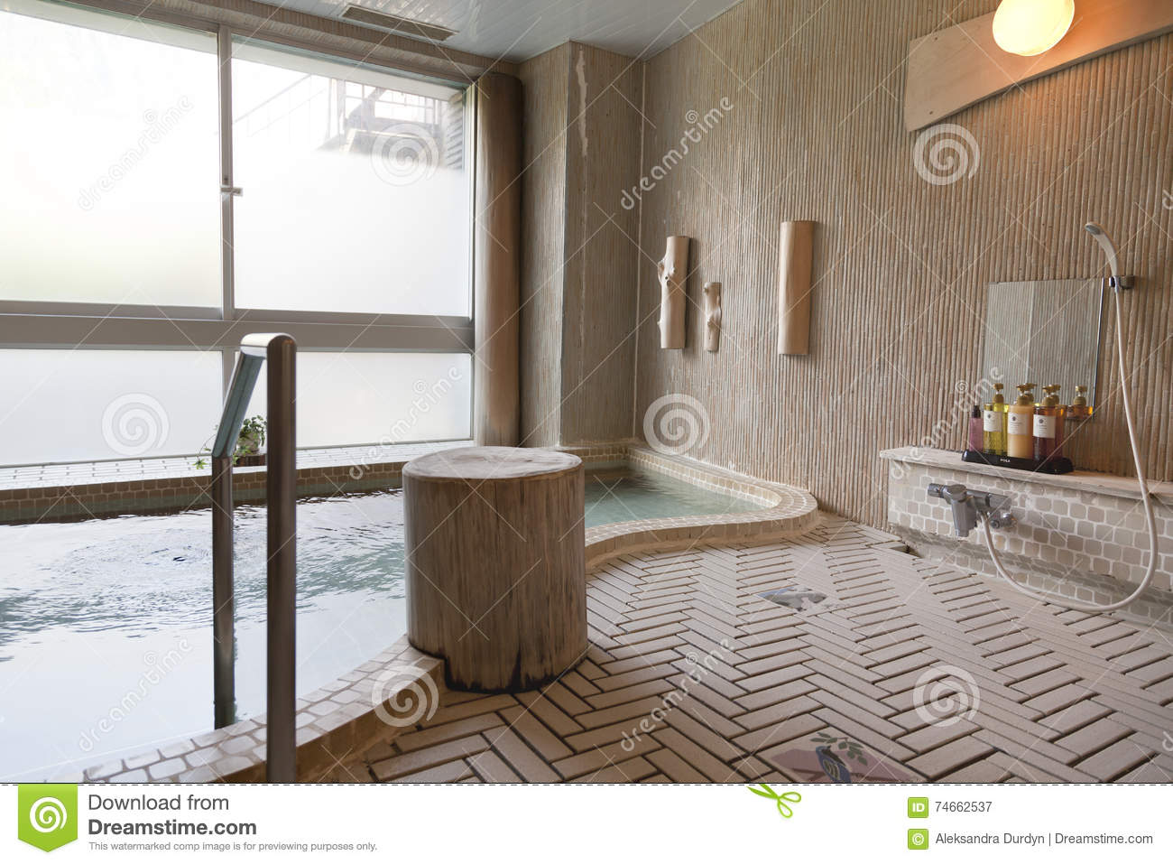 Bagno Giapponese Benessere : Bagno giapponese