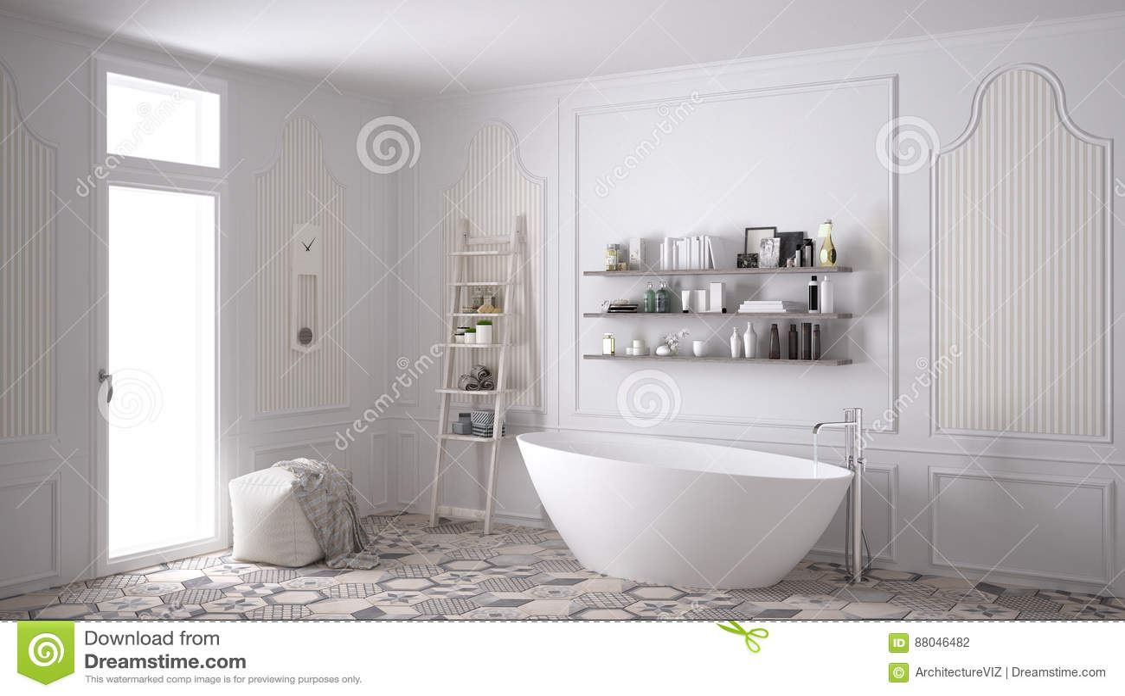 Bagno Design Scandinavo : Bagno scandinavo interior design dannata bianco classico