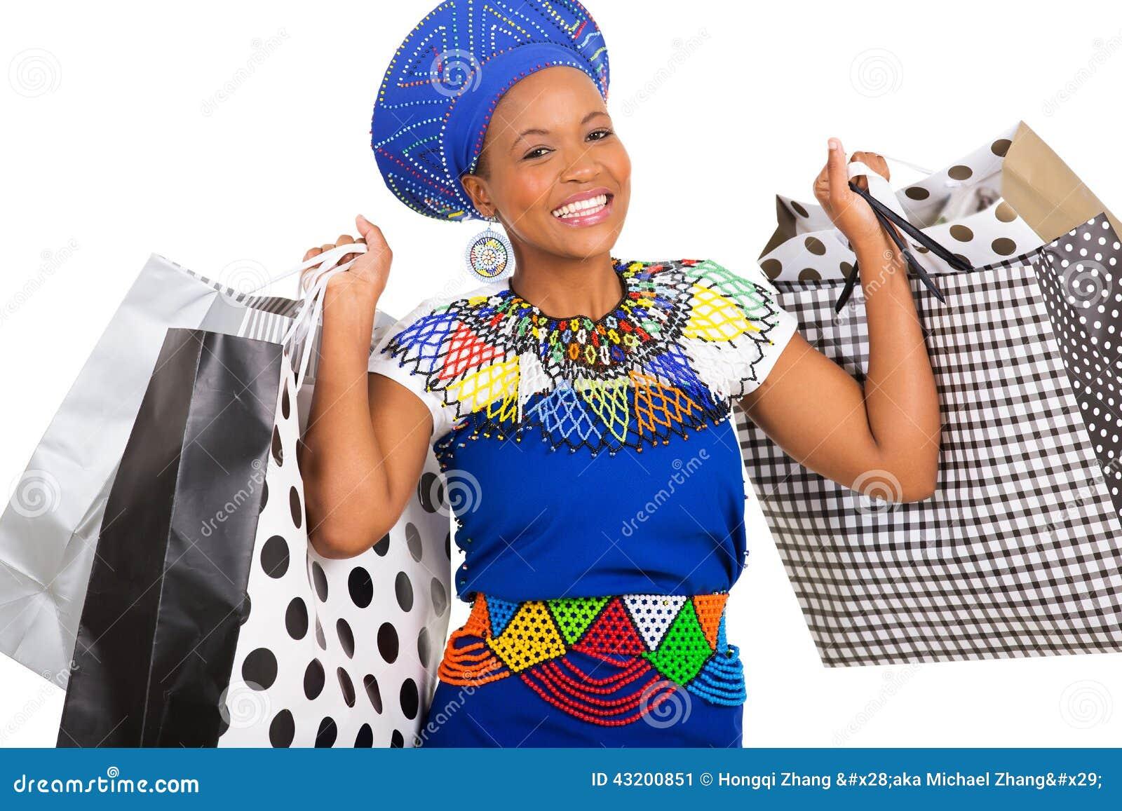 Download Bags Den Bärande Shoppingkvinnan Fotografering för Bildbyråer - Bild av gulligt, shopping: 43200851