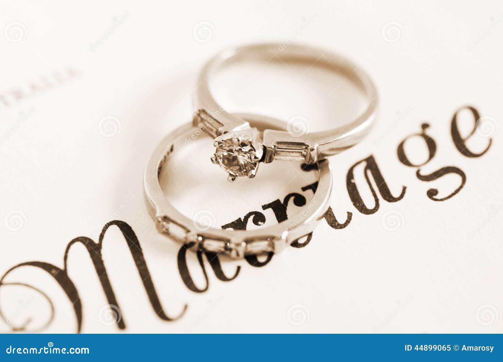 Style de mariage Vintage