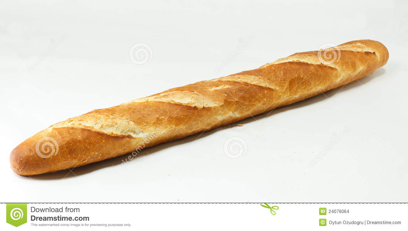 Baguette Bread Stock ImagesImage24076064