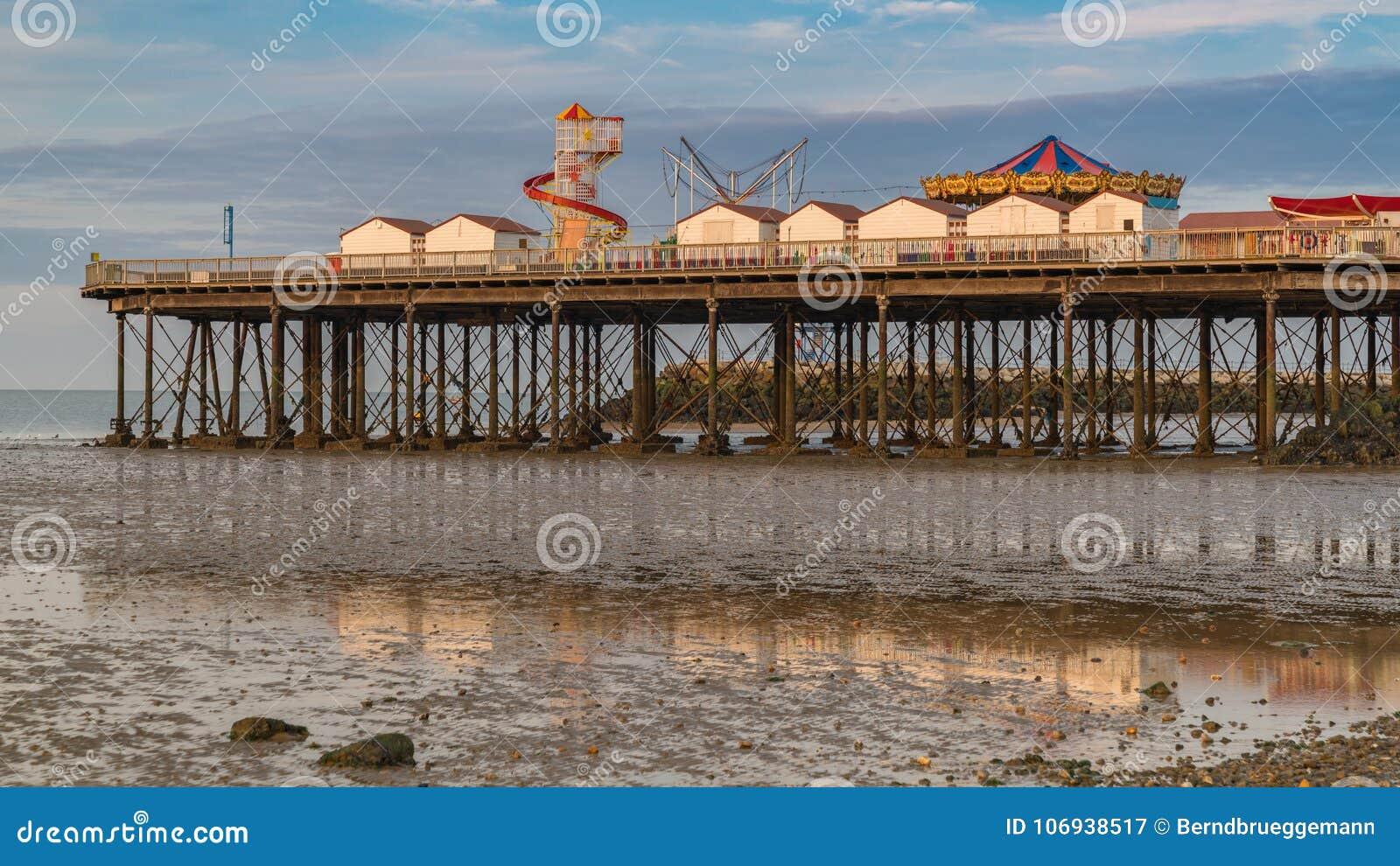 Bahía de Herne, Kent, Inglaterra, Reino Unido