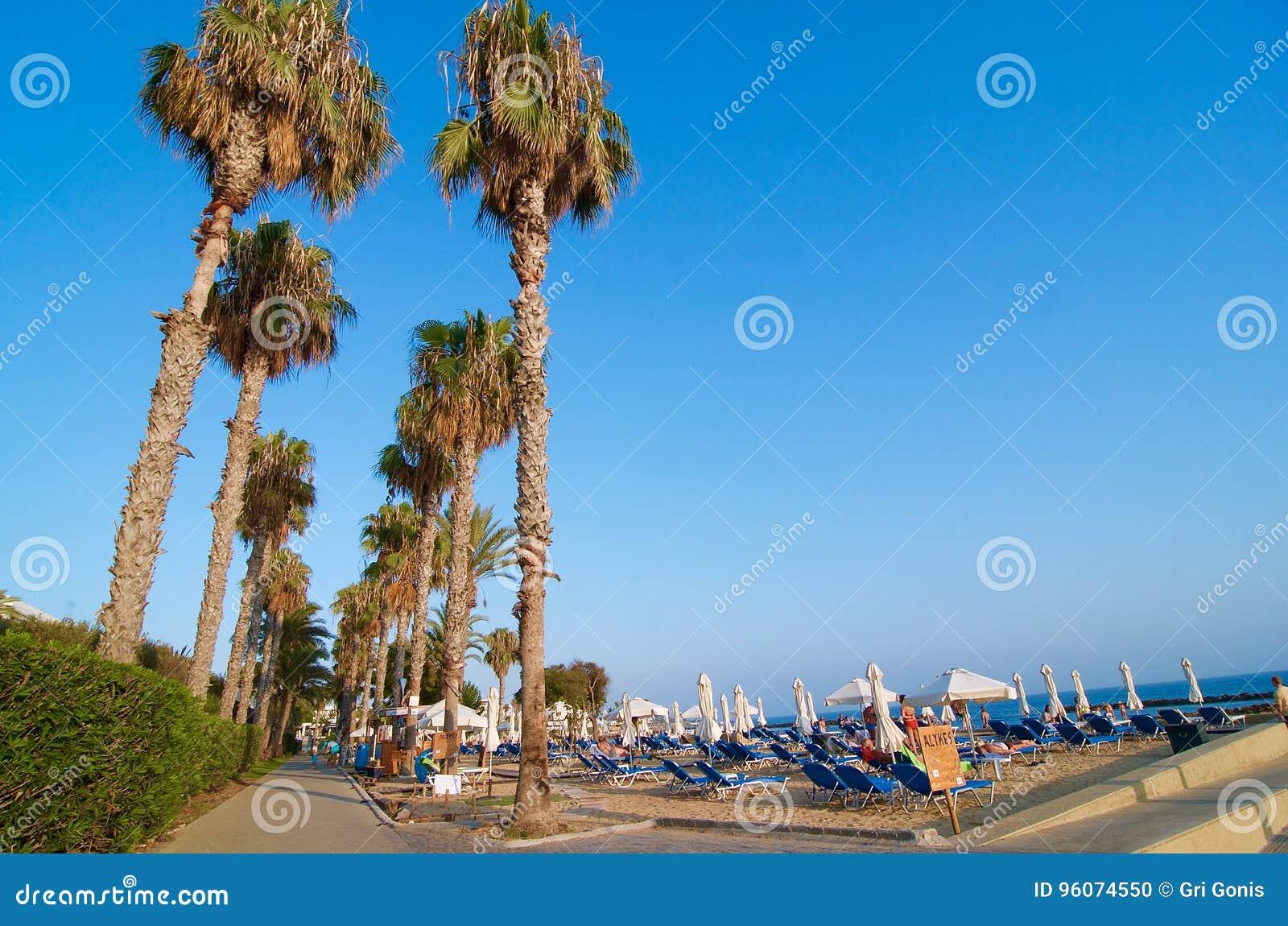 Bahía de Paphos - Chipre