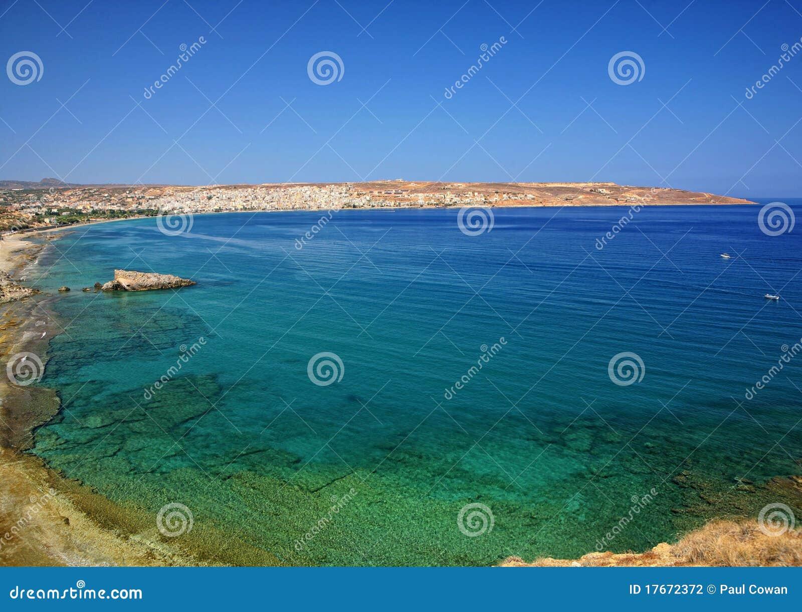 Bahía de Sitia, Crete del este