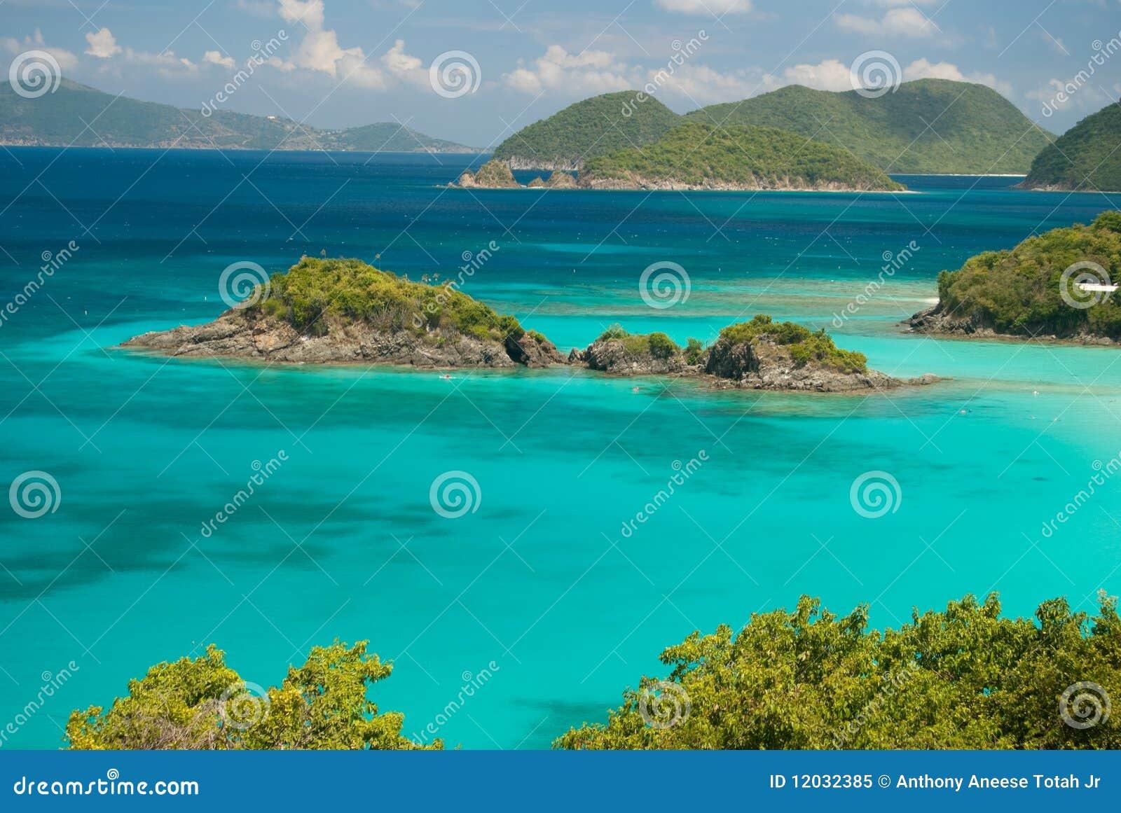 Bahía del tronco - San Juan