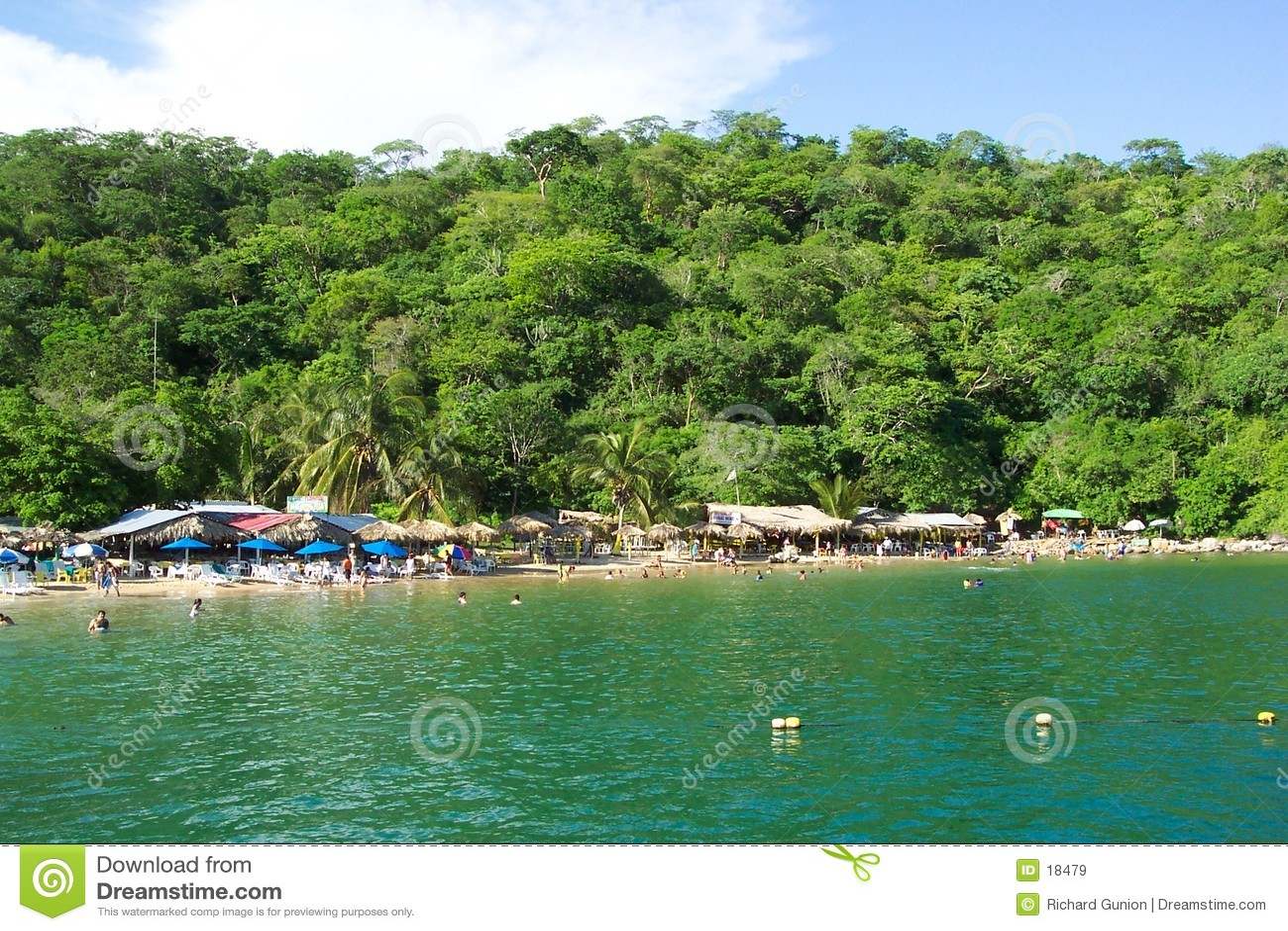 Bahía-Huatulco México de Magay