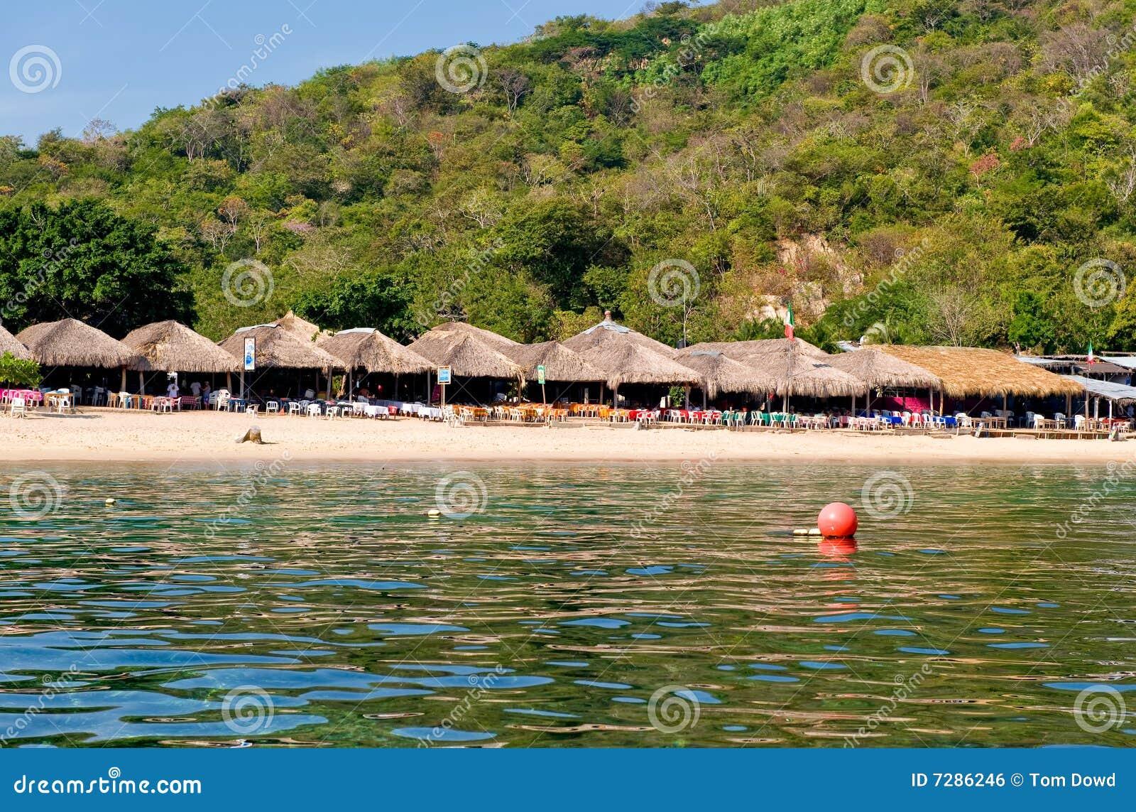 Bahía Huatulco México de Magay