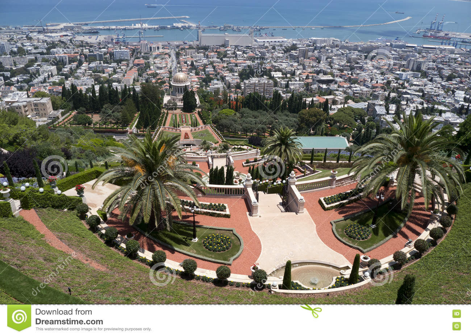 Israel, Haifa city: attractions, description photo