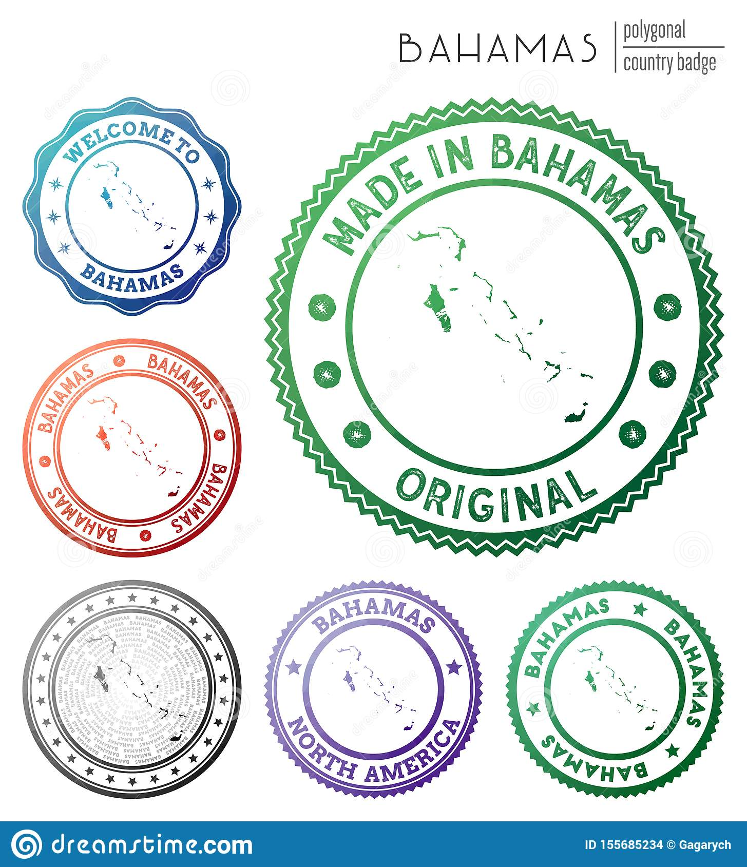 Bahamas emblem