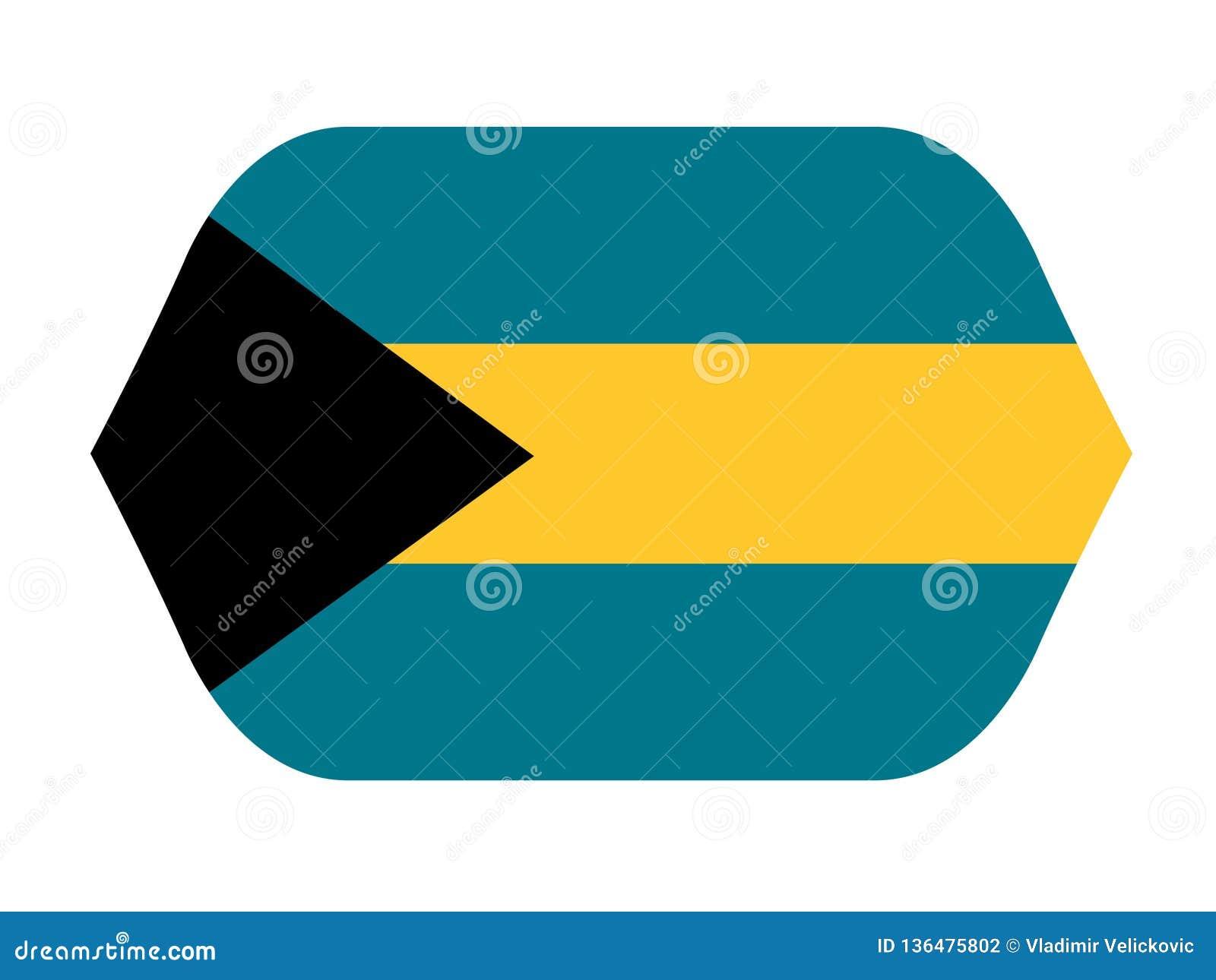 Bahamas flagga - Commonwealth of the Bahamas