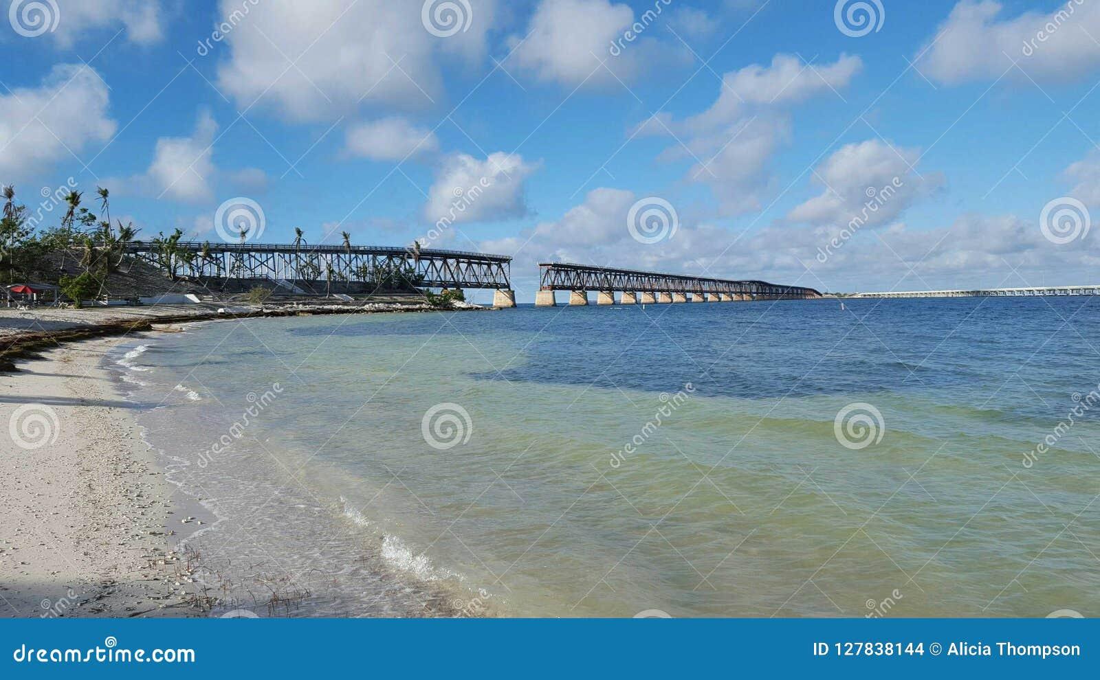 Bahia Honda Bridge