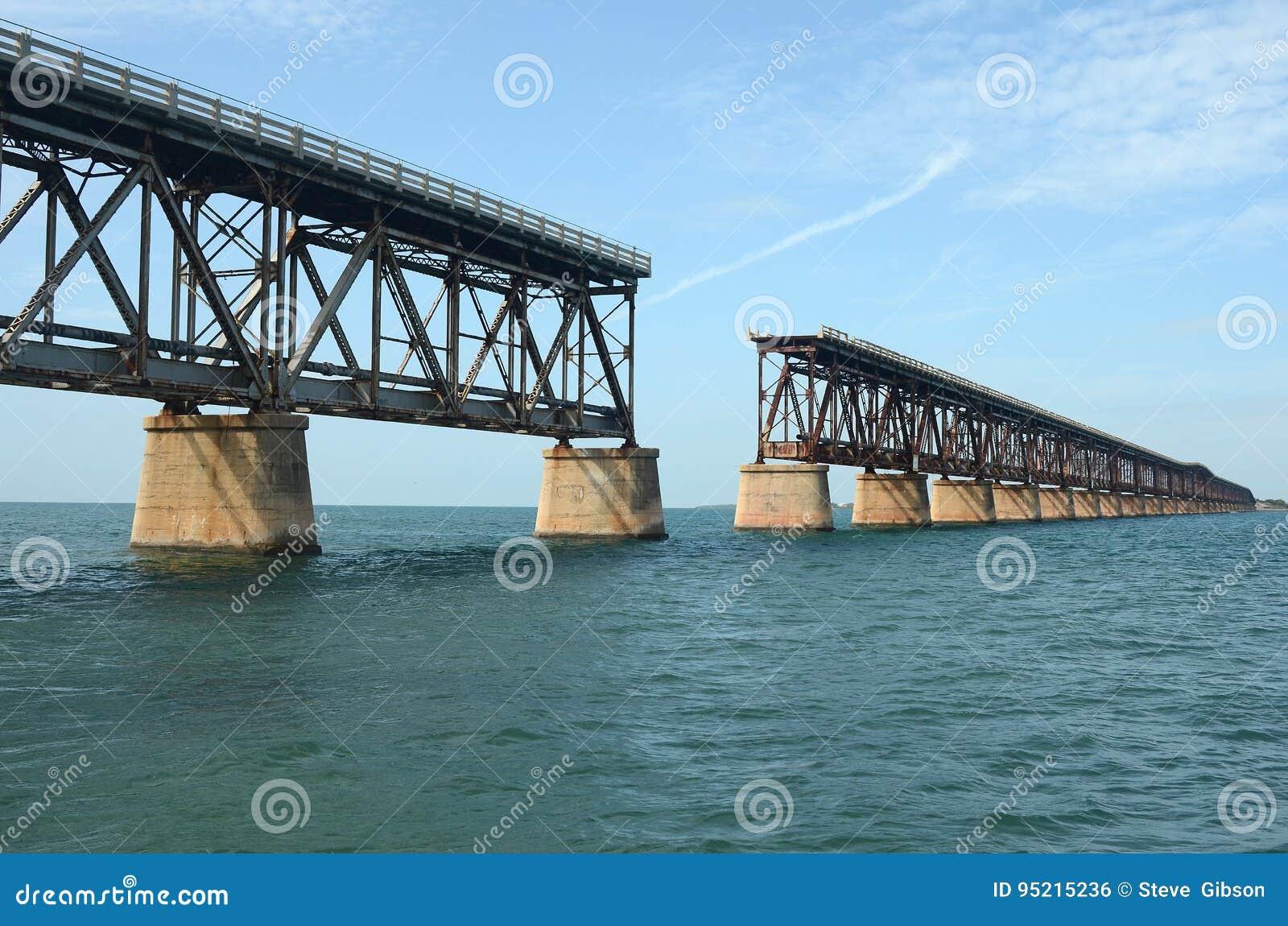 Bahia Honda pociągu most 2