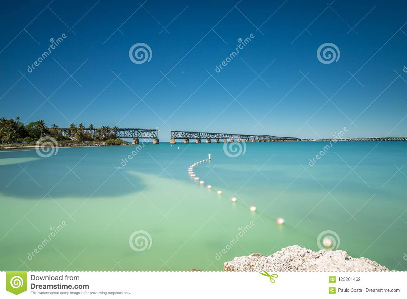 Download Bahia Honda State Park Is A State Park With An Open Public Beach  Stock Photo