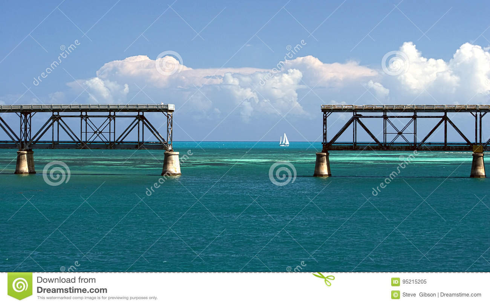 Bahia Honda Train Bridge