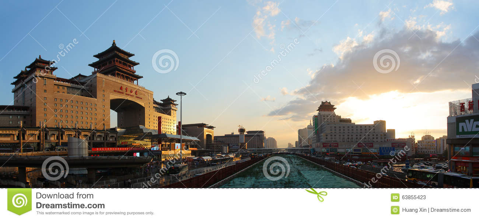 Bahnhof Pekings, Westbahnhof