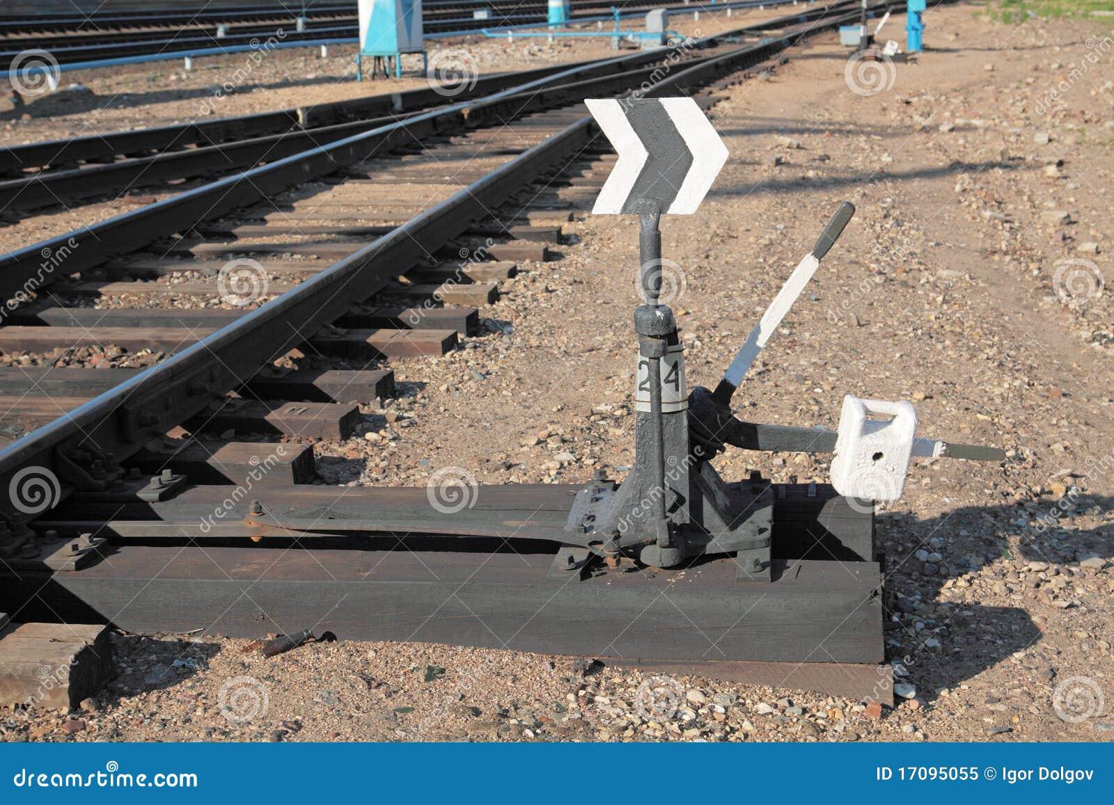 Bahnschalter