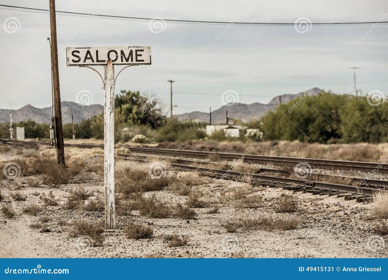 Download Bahnstrecken in Arizona stockbild. Bild von leer, eisenbahn - 49415131