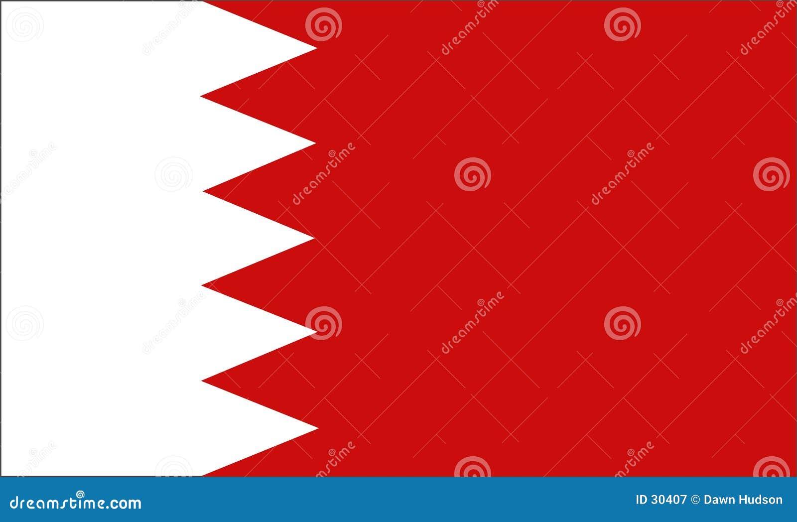 Download Bahrain ilustracja wektor. Ilustracja złożonej z bahrajn - 30407