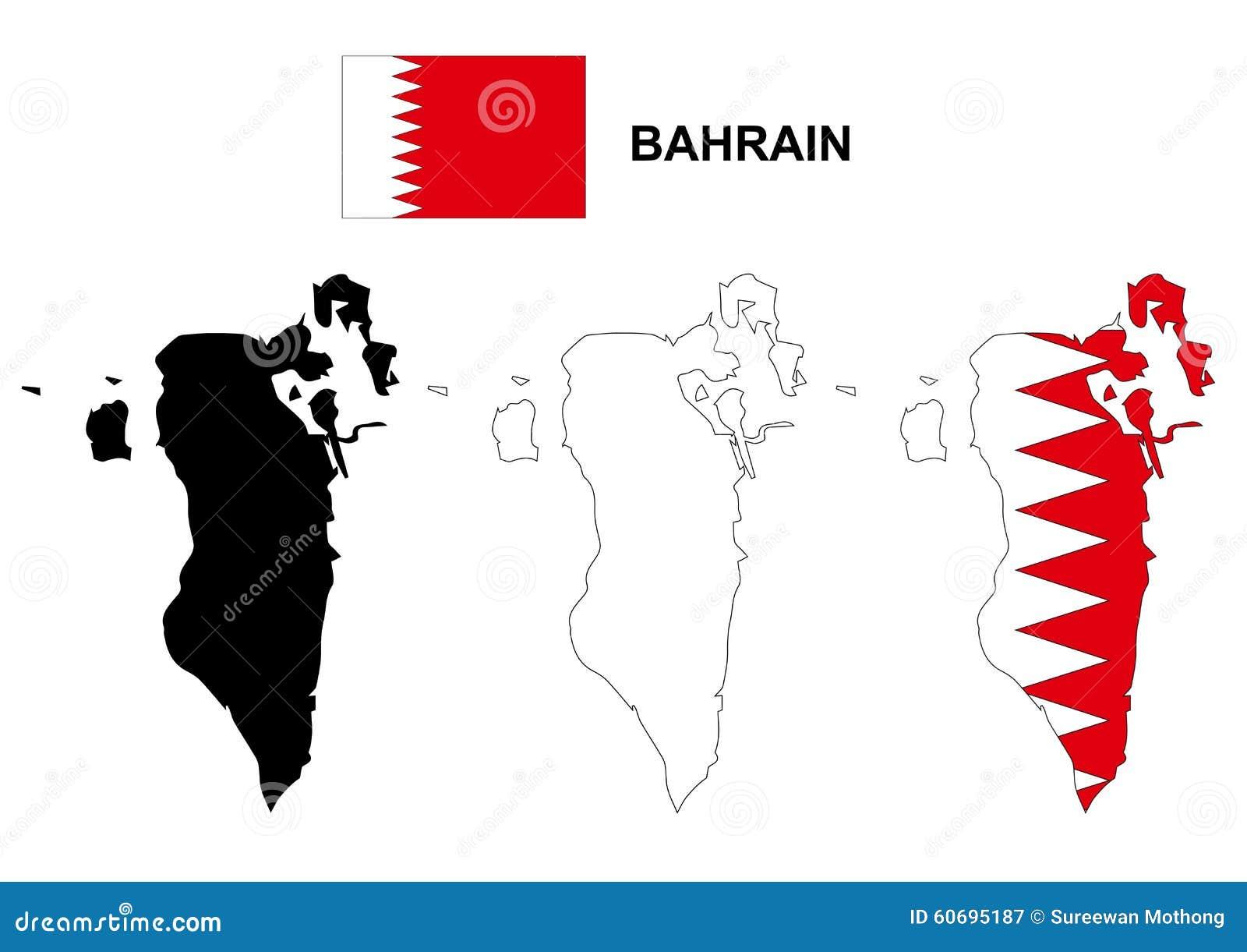 Bahrain Flag Photography