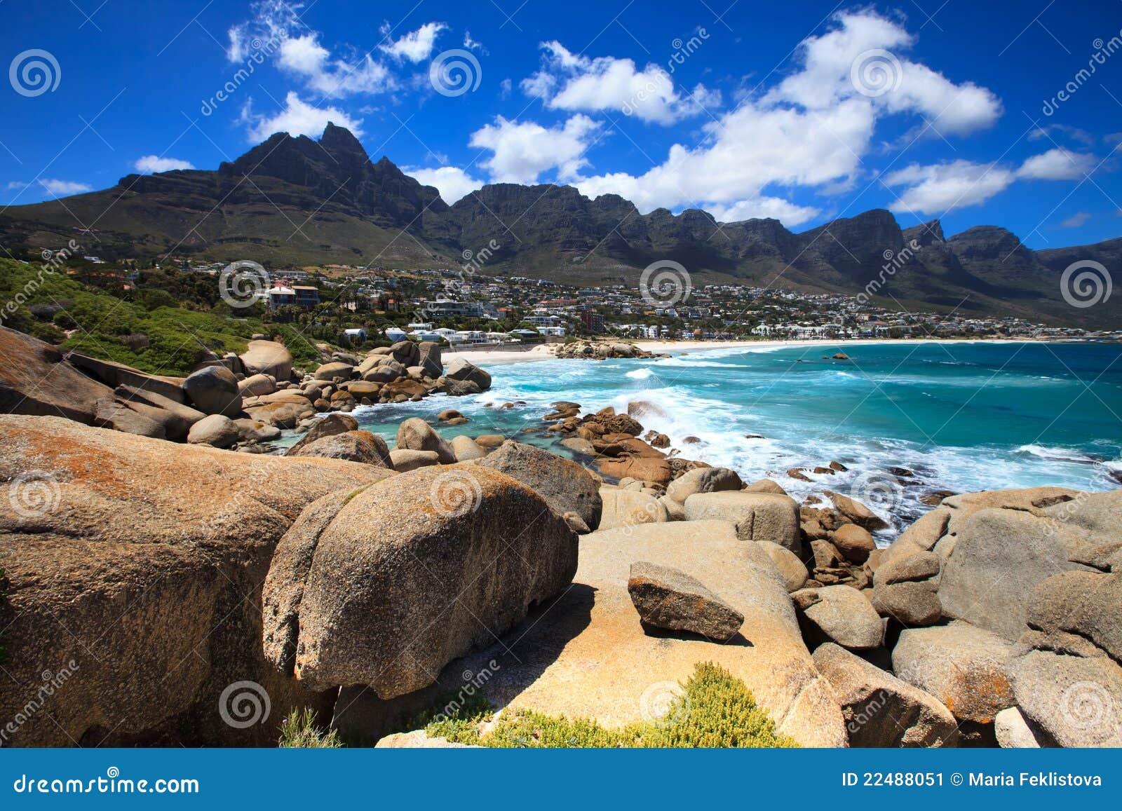 Baia degli accampamenti (Sudafrica)