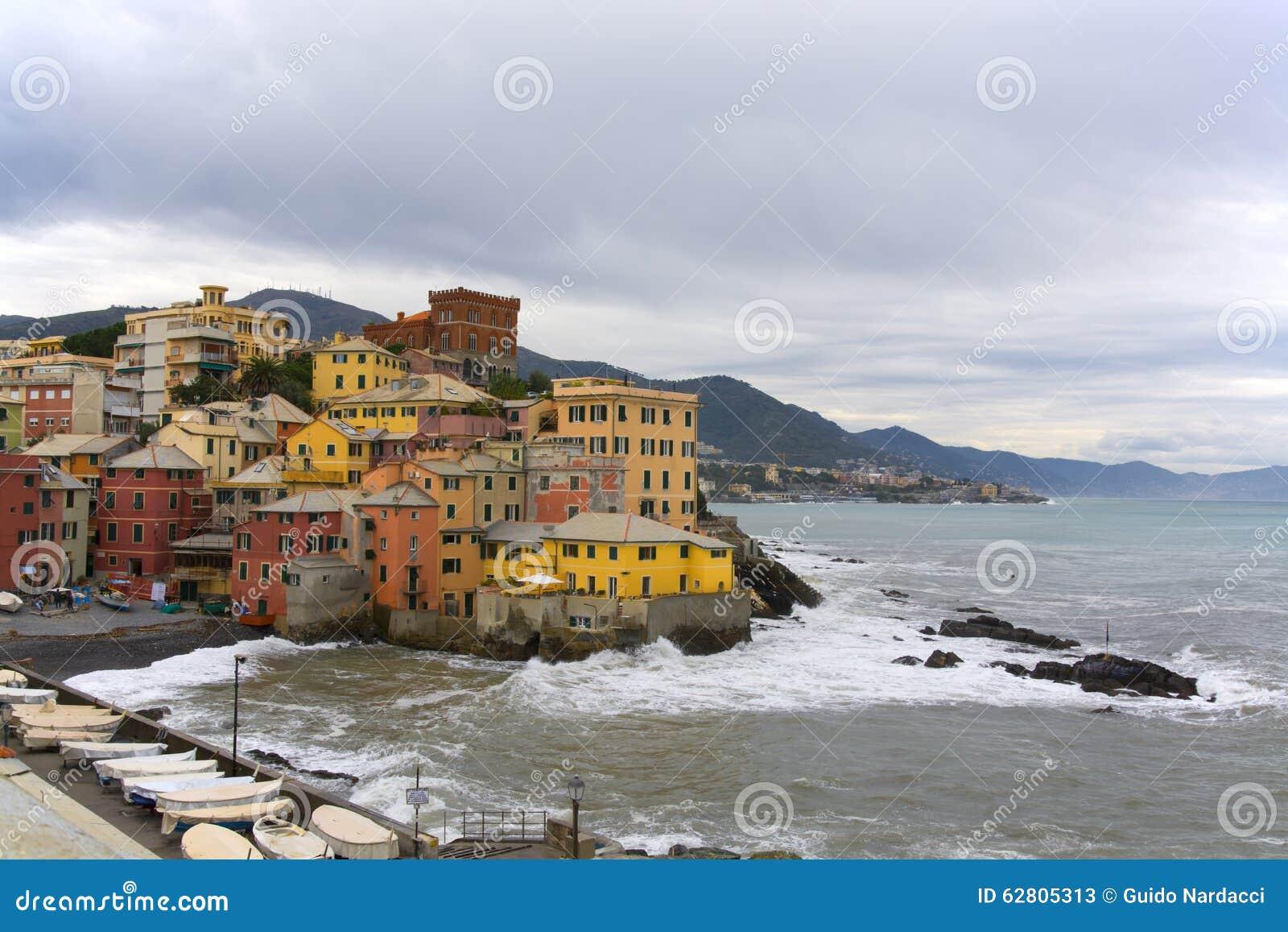 Baia di Boccadasse l, Genova