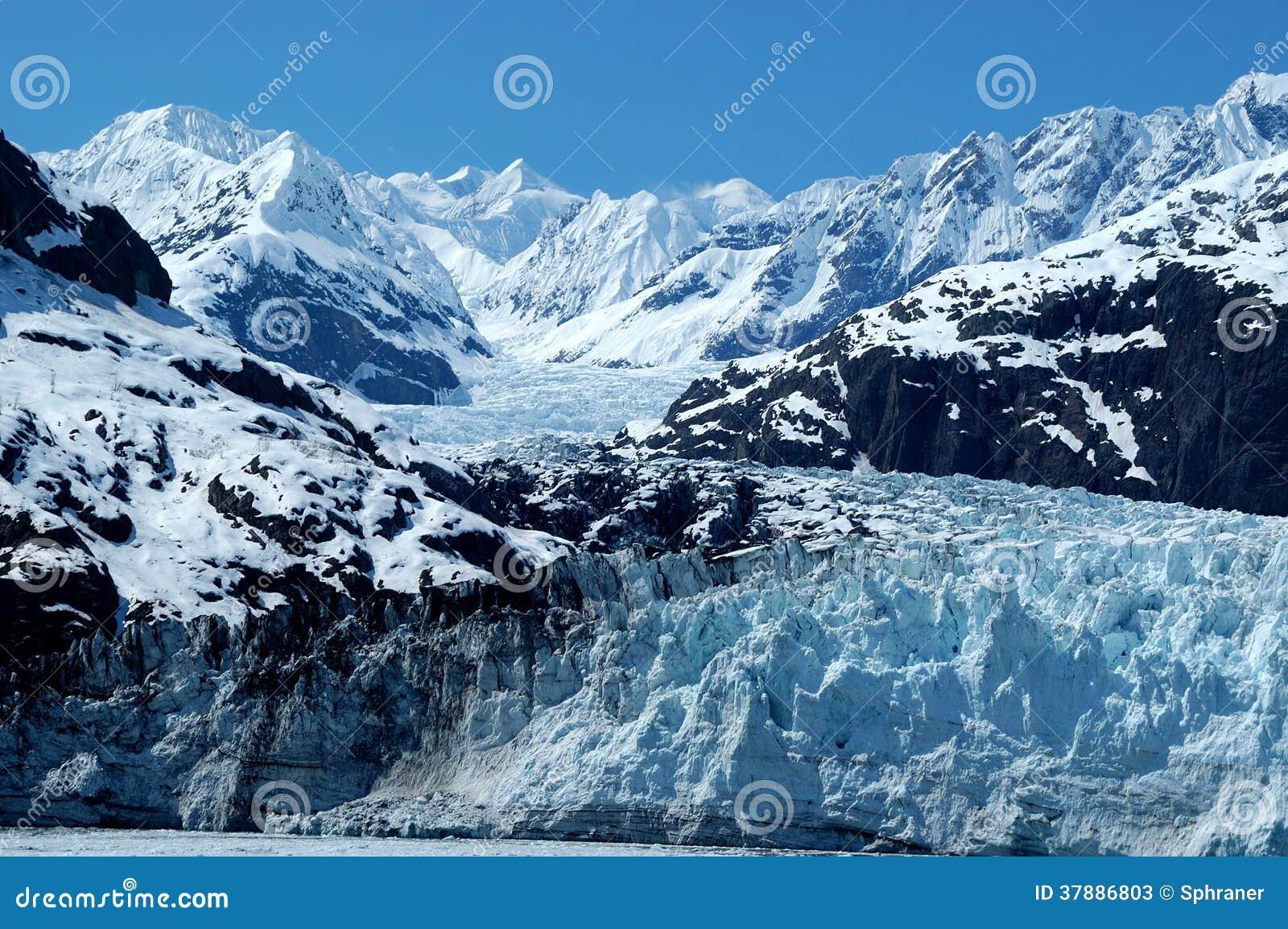 Baia di ghiacciaio