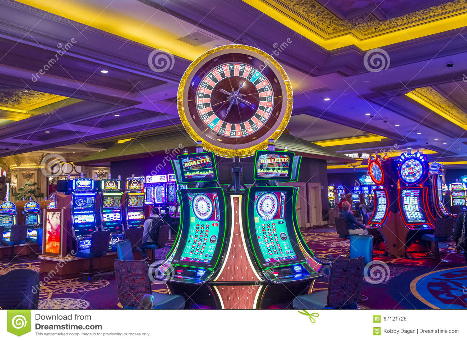 Baia di Las Vegas-Mandalay