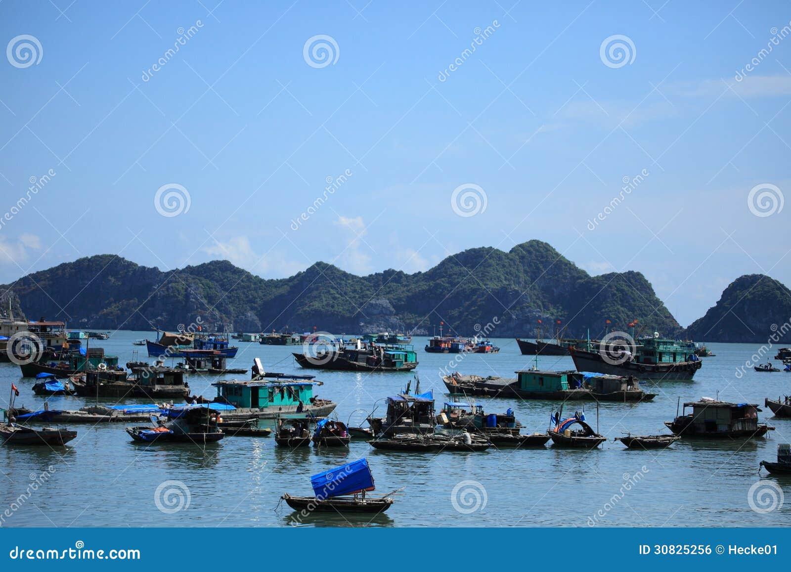 Baia di lunghezza Vietnam dell ha
