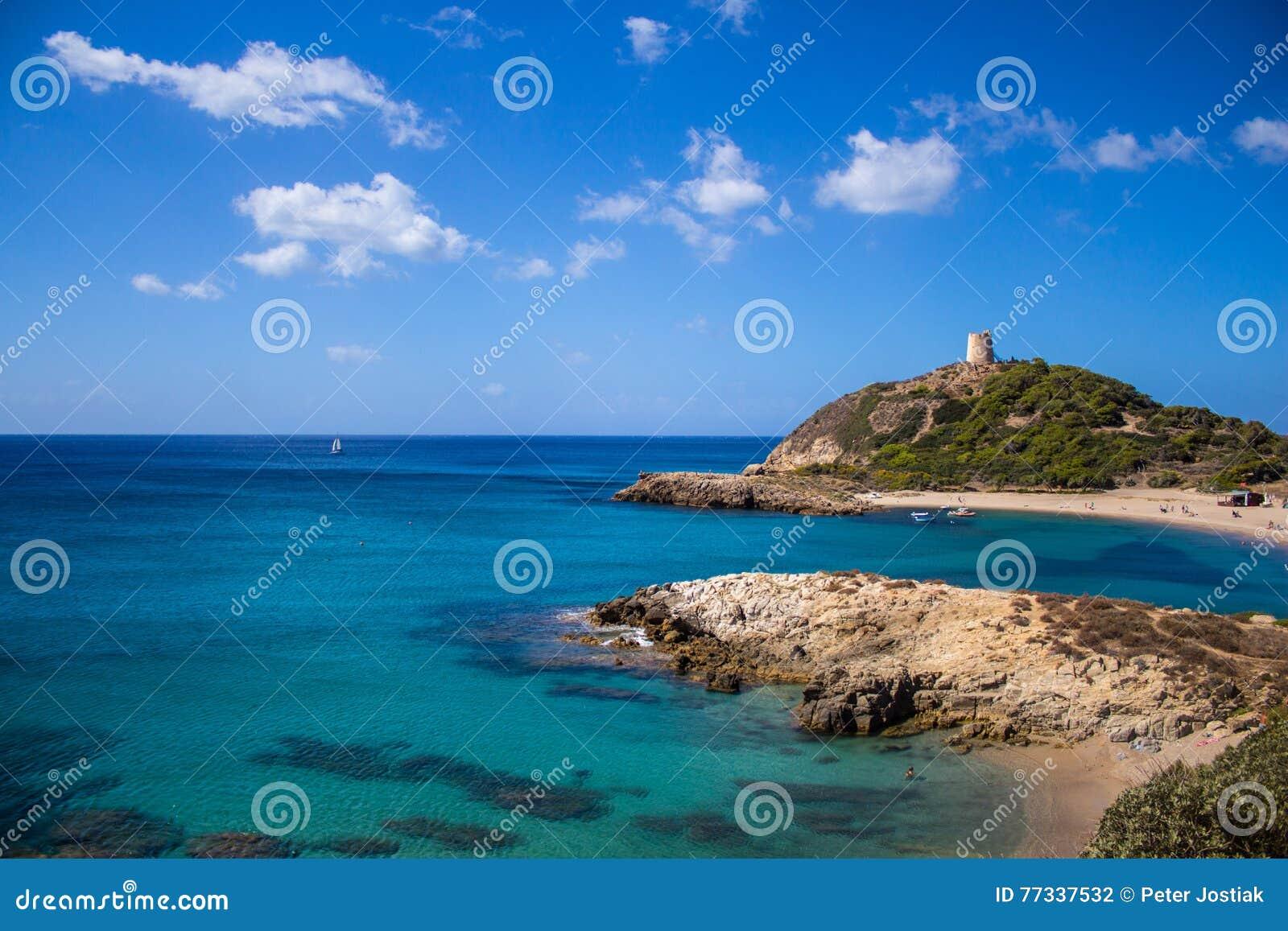 Baia Italia Sardegna di Torre de Chia