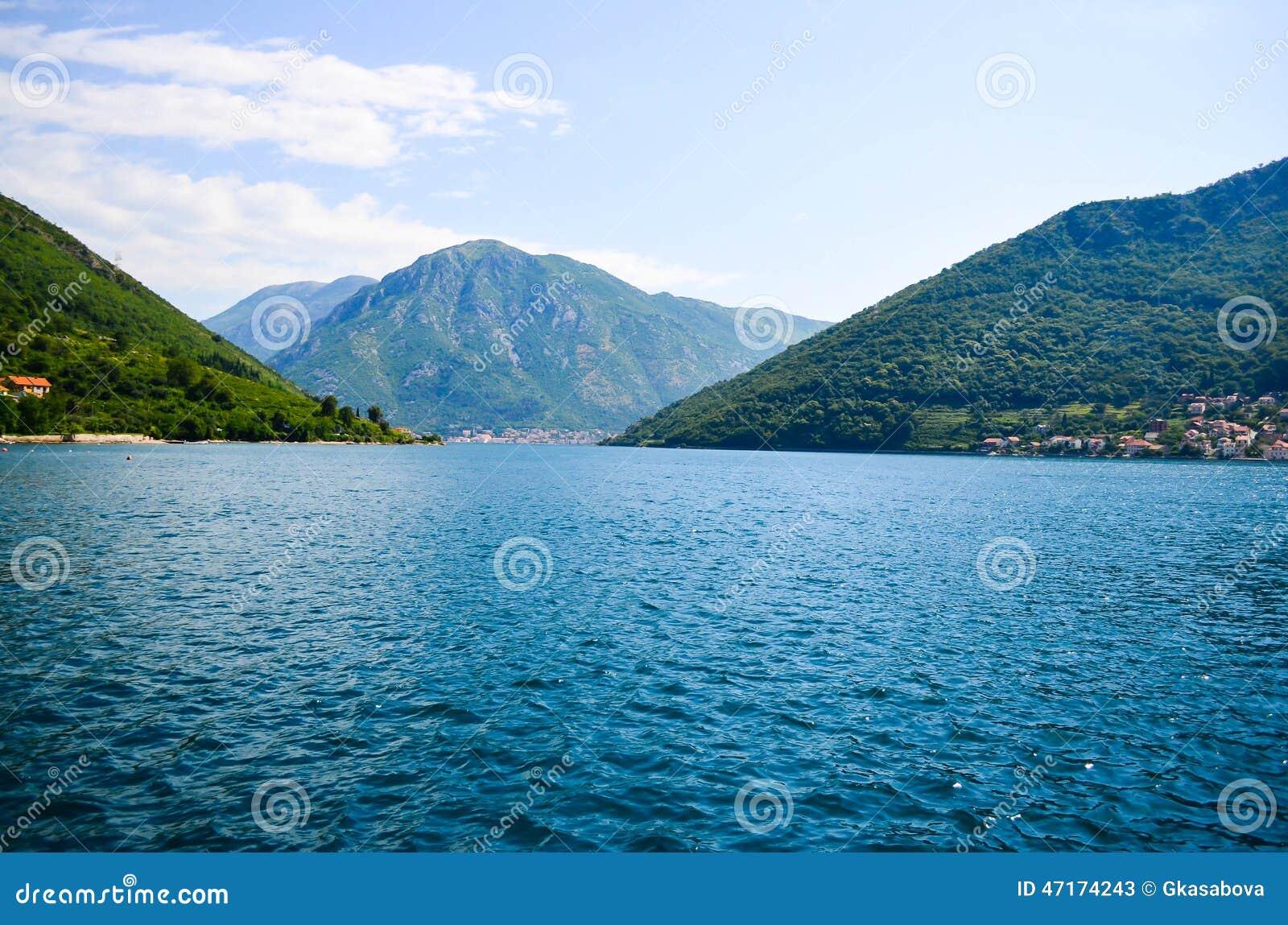 Baia Montenegro di Kotor