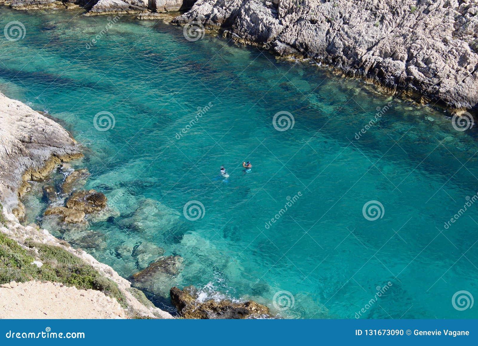 Baia in Zacinto, Grecia