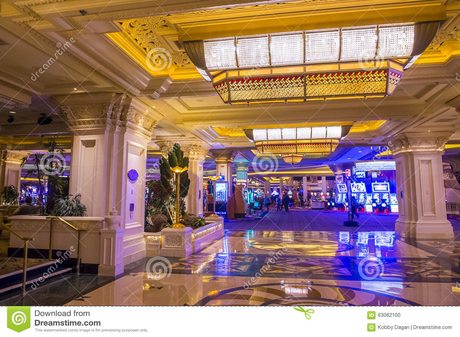 Download Baie de Las Vegas-Mandalay image éditorial. Image du tisonnier - 63082100