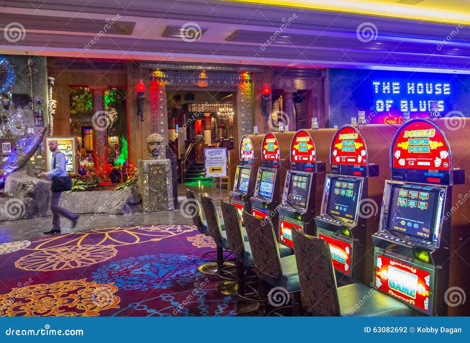 Download Baie de Las Vegas-Mandalay photographie éditorial. Image du fentes - 63082692