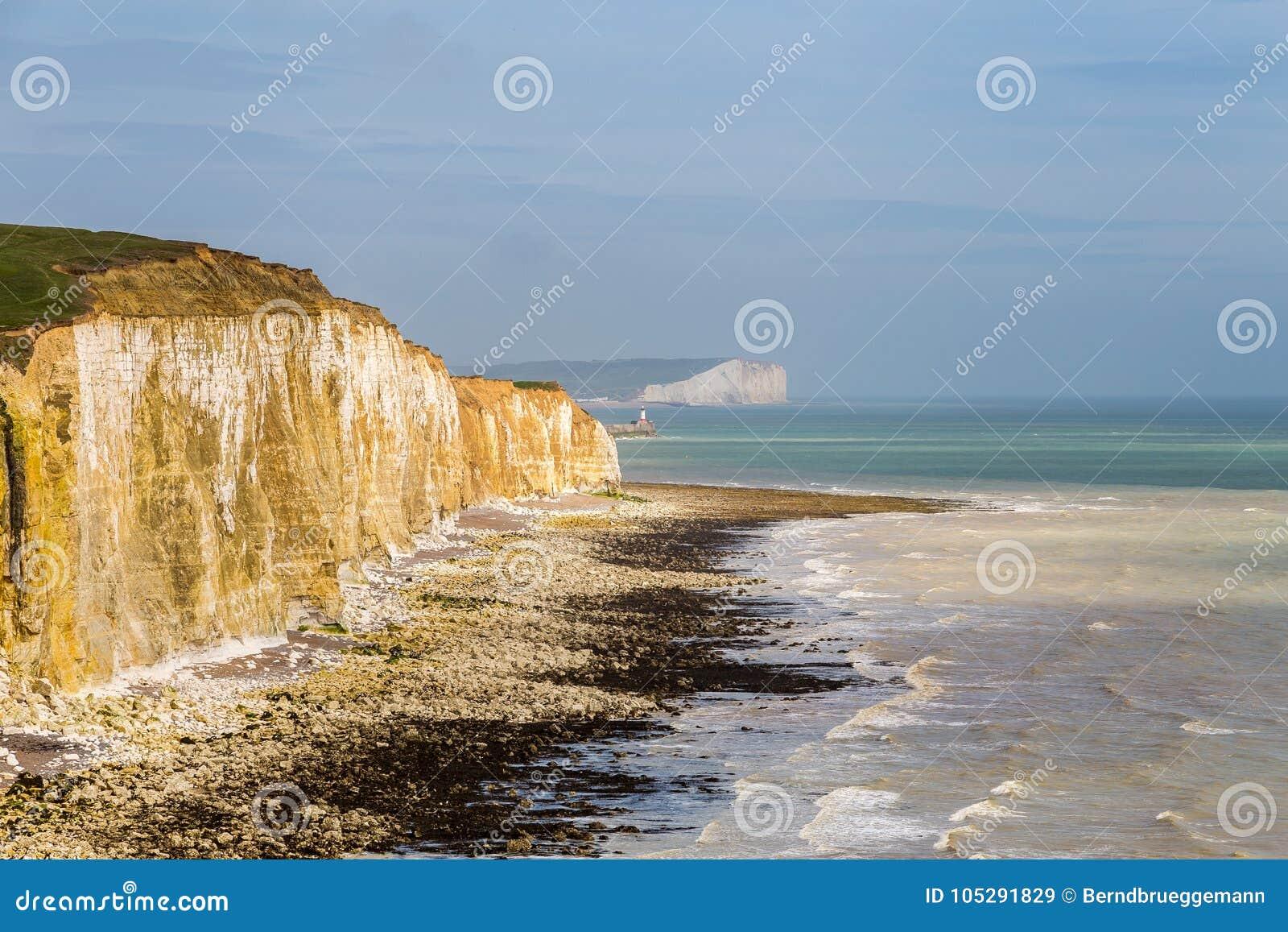 Baie de moines, le Sussex est, R-U
