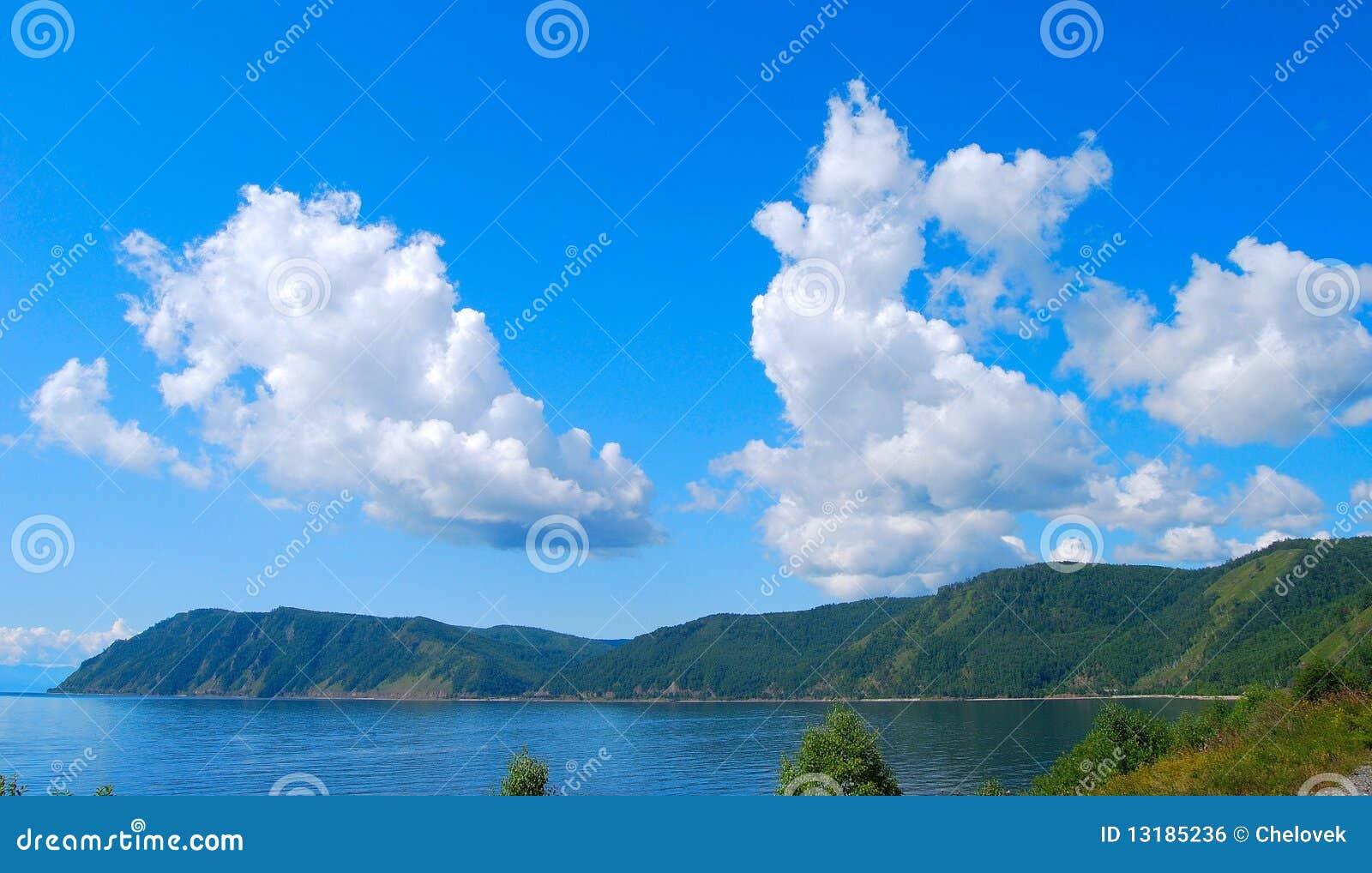 Baikal λίμνη